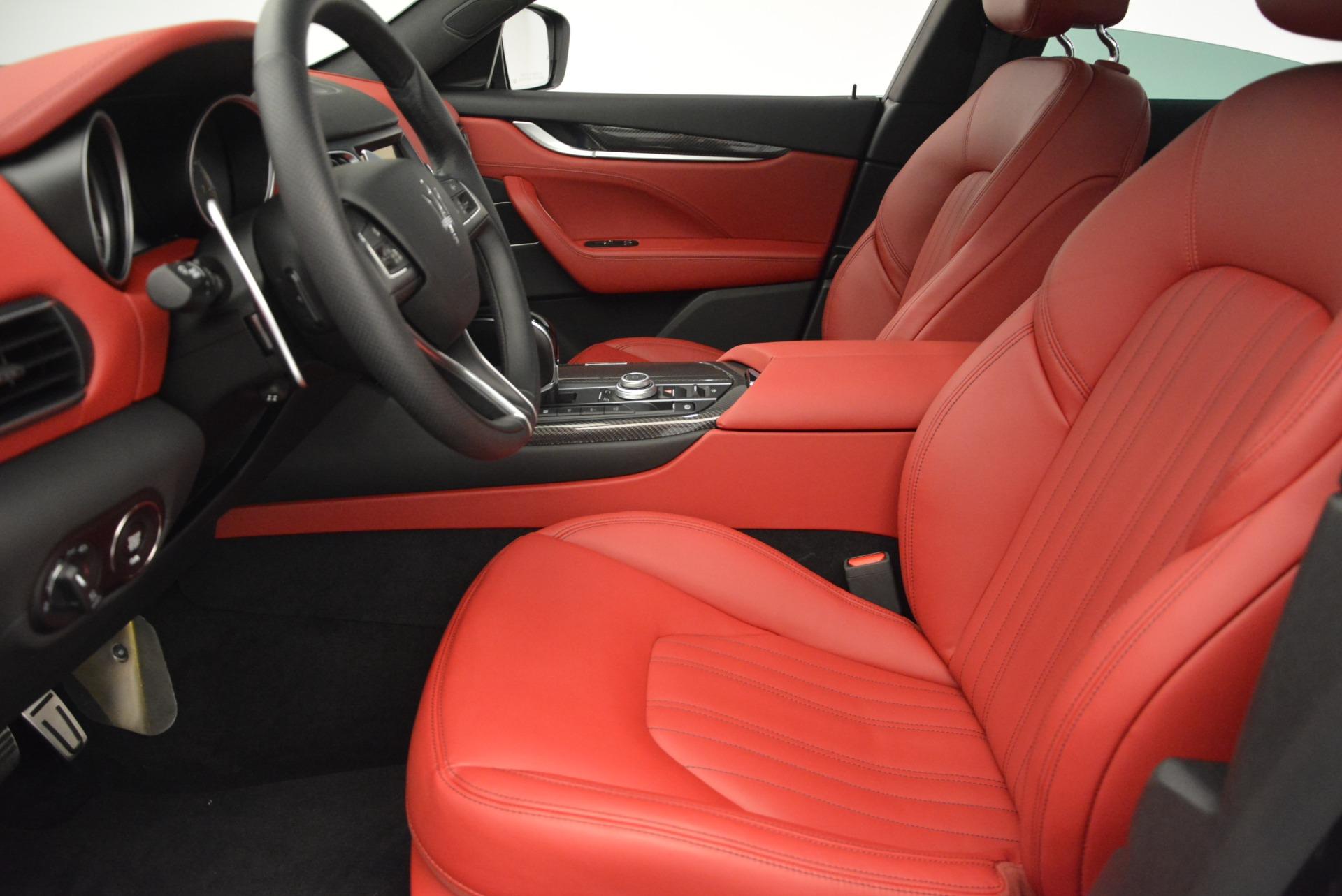 New 2017 Maserati Levante S For Sale In Greenwich, CT. Alfa Romeo of Greenwich, M1763 787_p15