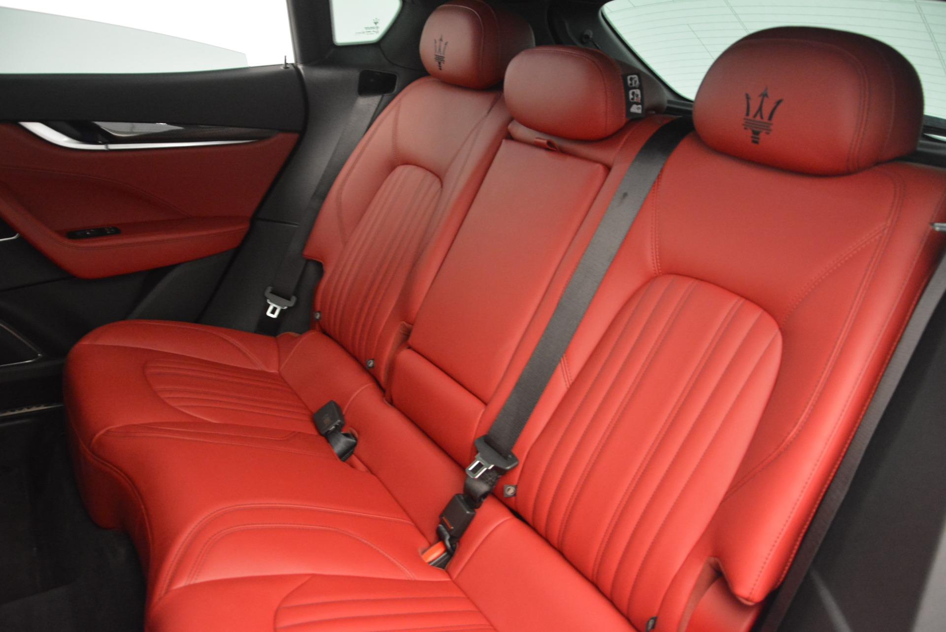 New 2017 Maserati Levante S For Sale In Greenwich, CT. Alfa Romeo of Greenwich, M1763 787_p20
