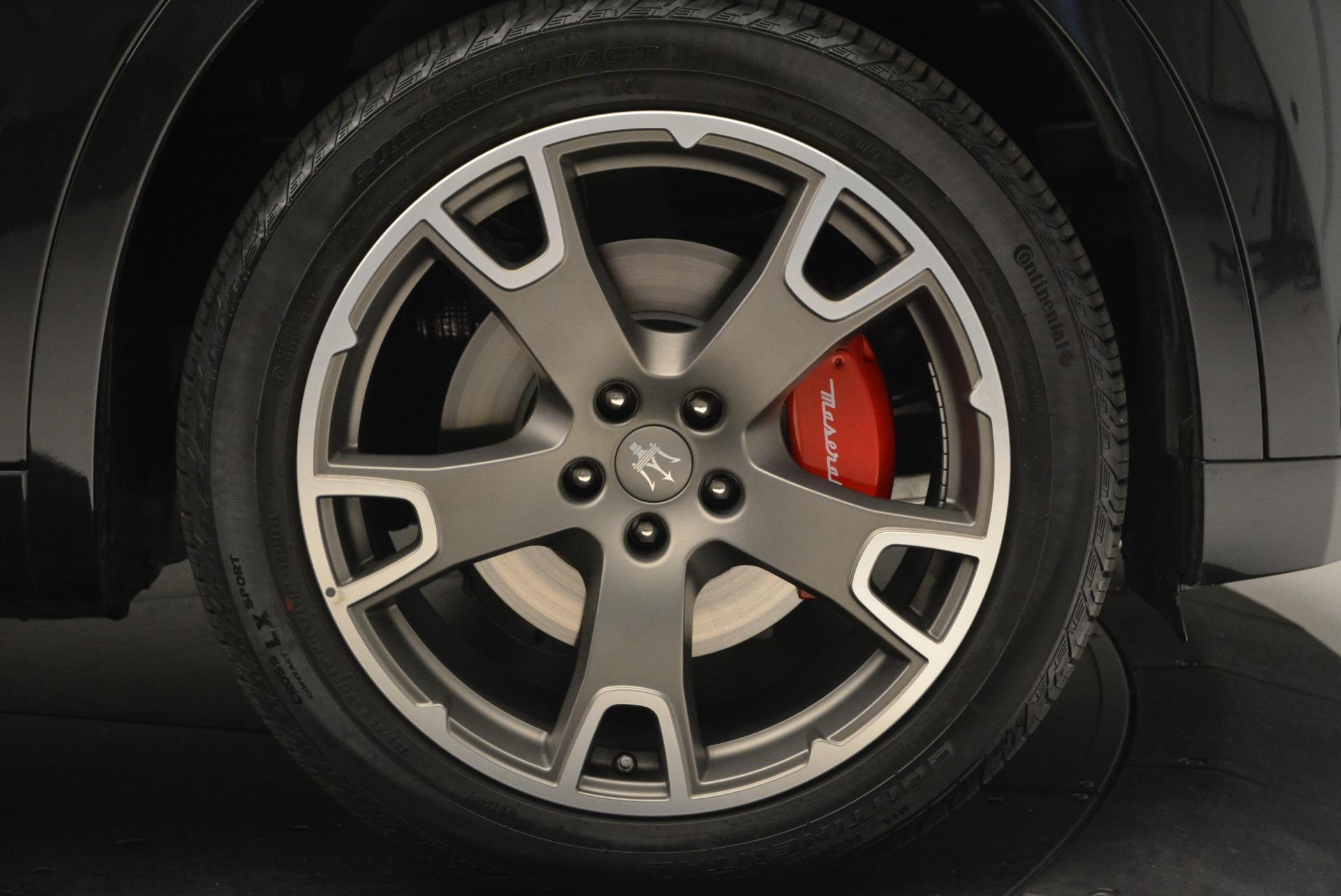 New 2017 Maserati Levante S For Sale In Greenwich, CT. Alfa Romeo of Greenwich, M1763 787_p28