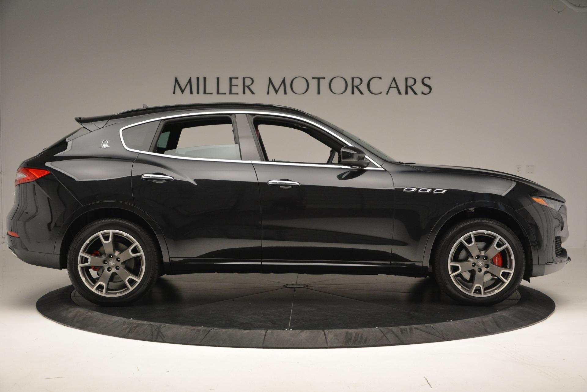 New 2017 Maserati Levante S For Sale In Greenwich, CT. Alfa Romeo of Greenwich, M1763 787_p9