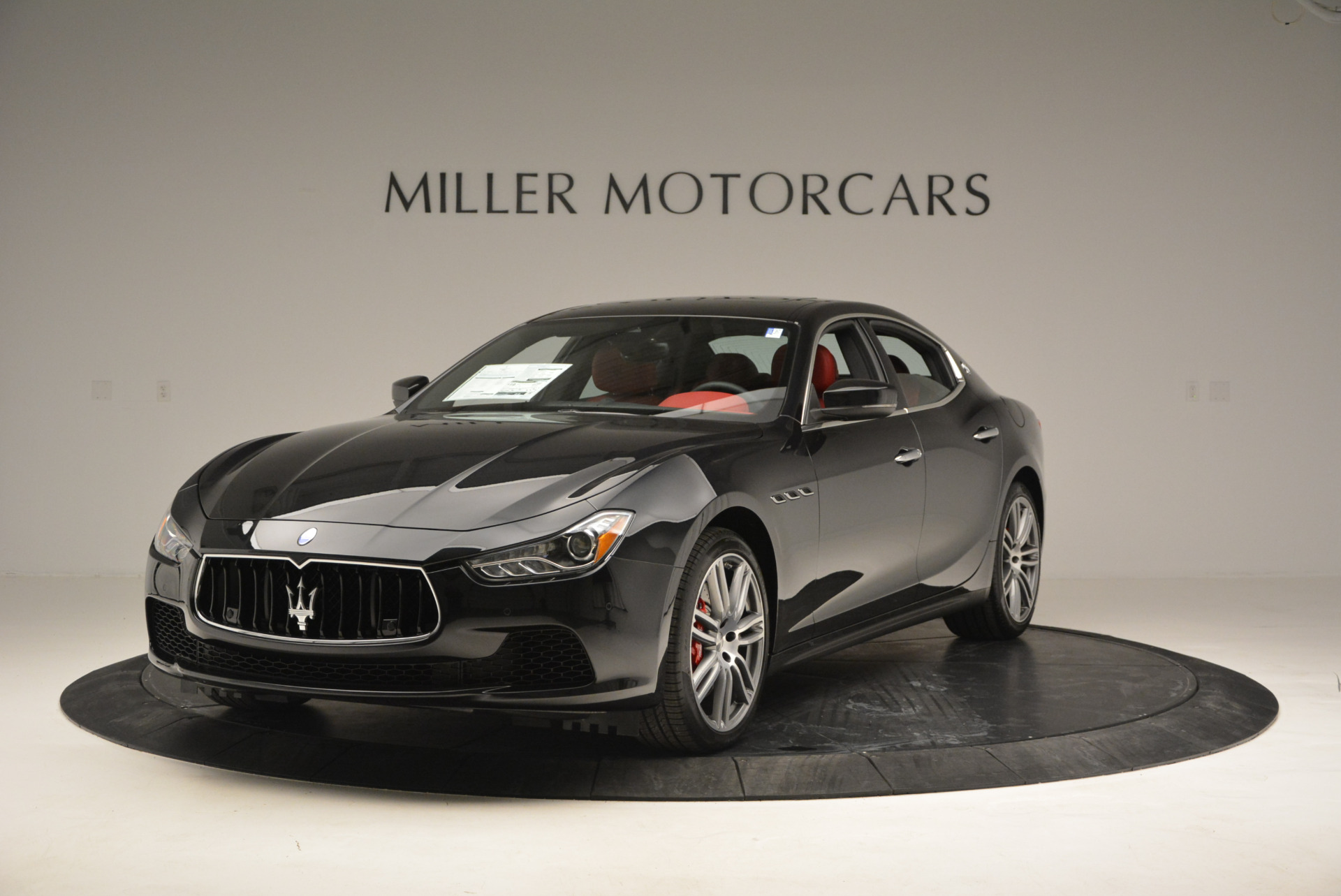 New 2017 Maserati Ghibli S Q4 For Sale In Greenwich, CT. Alfa Romeo of Greenwich, W406 789_main