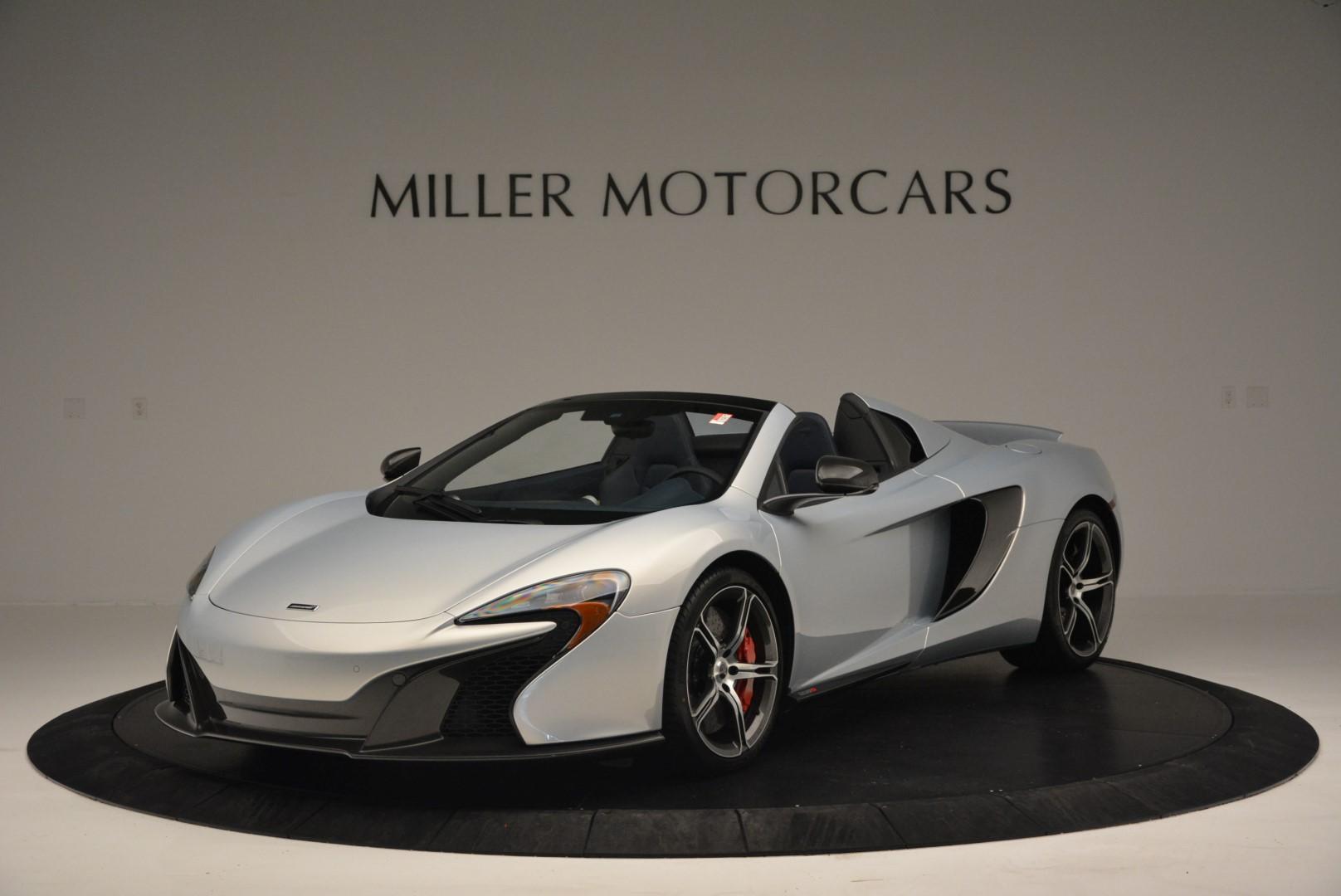 New 2016 McLaren 650S Spider  For Sale In Greenwich, CT. Alfa Romeo of Greenwich, MC257 79_main
