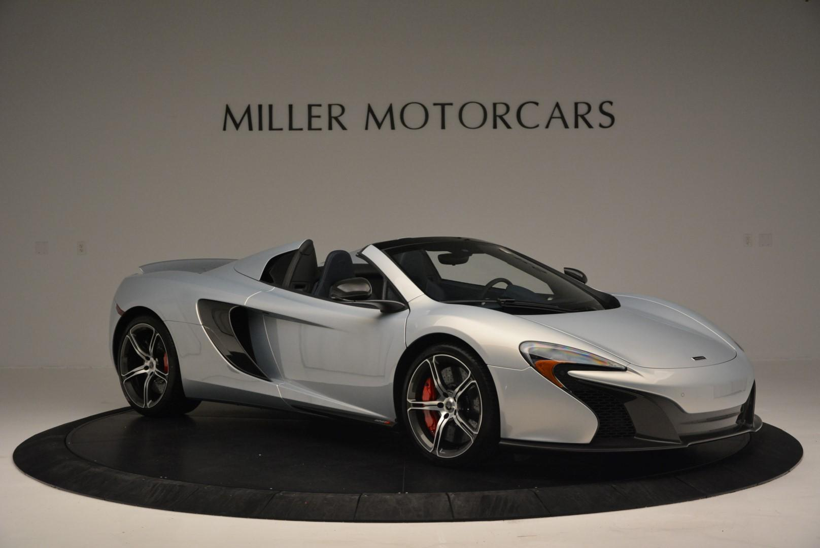 New 2016 McLaren 650S Spider  For Sale In Greenwich, CT. Alfa Romeo of Greenwich, MC257 79_p10