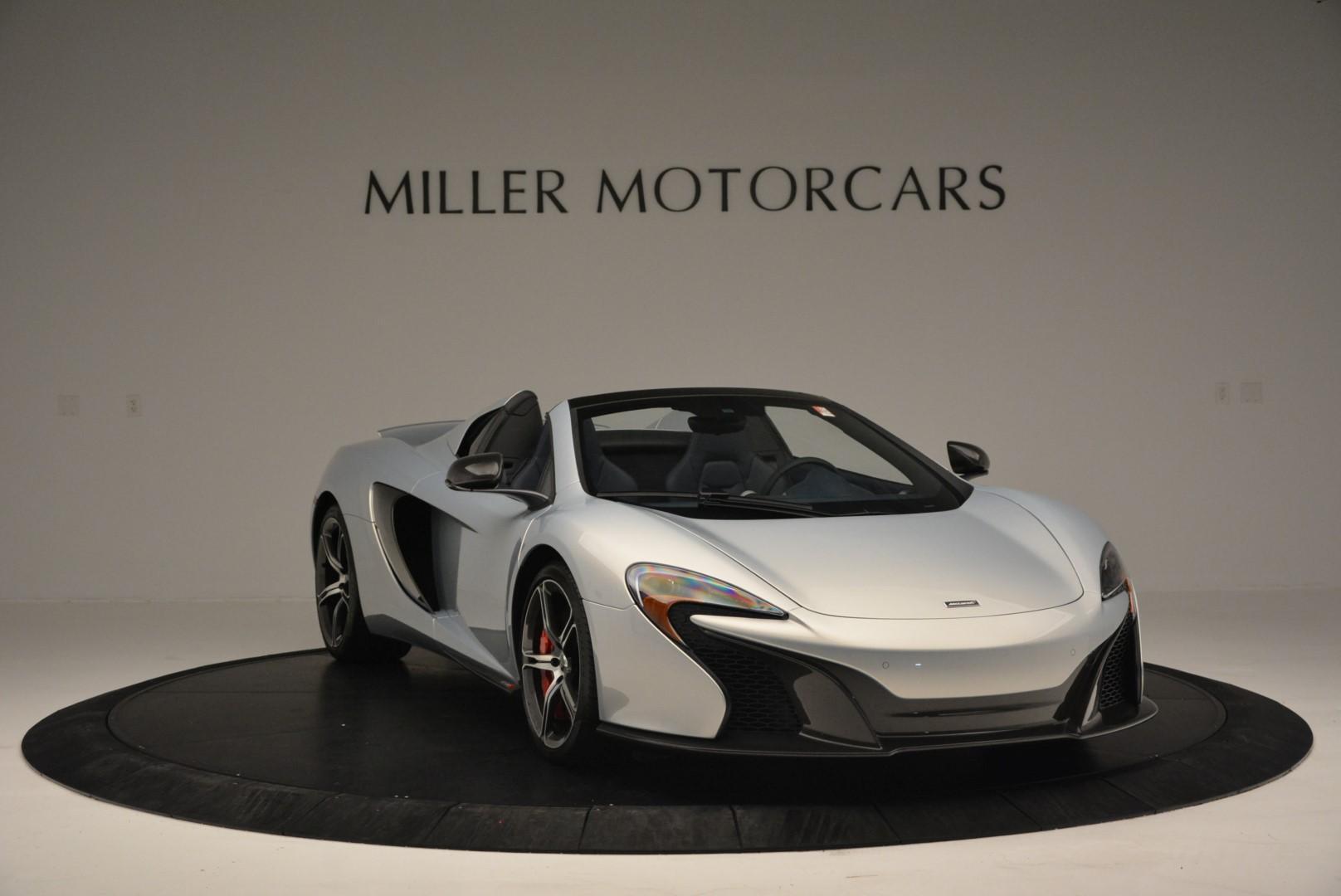 New 2016 McLaren 650S Spider  For Sale In Greenwich, CT. Alfa Romeo of Greenwich, MC257 79_p11