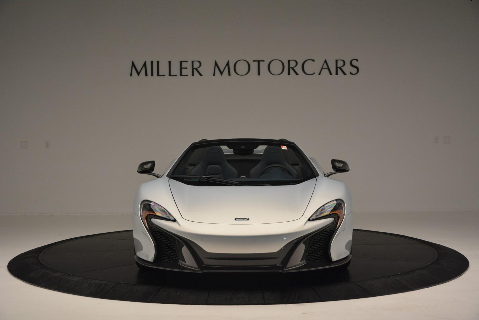 New 2016 McLaren 650S Spider  For Sale In Greenwich, CT. Alfa Romeo of Greenwich, MC257 79_p12