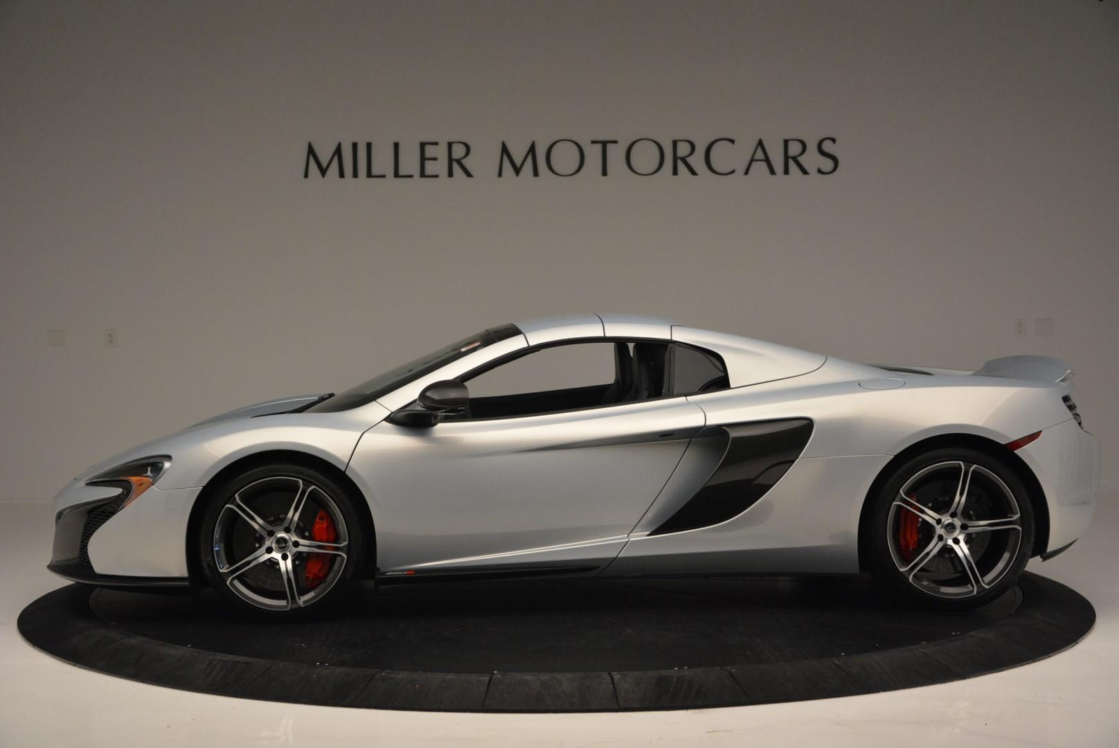 New 2016 McLaren 650S Spider  For Sale In Greenwich, CT. Alfa Romeo of Greenwich, MC257 79_p14
