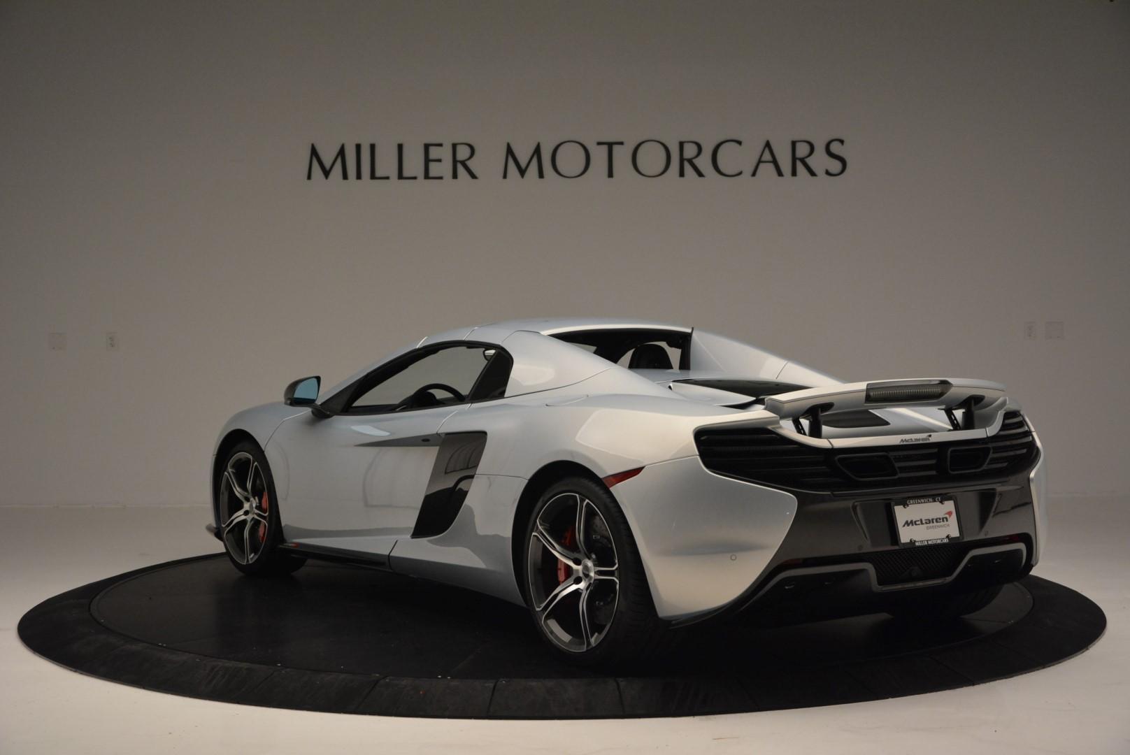 New 2016 McLaren 650S Spider  For Sale In Greenwich, CT. Alfa Romeo of Greenwich, MC257 79_p15