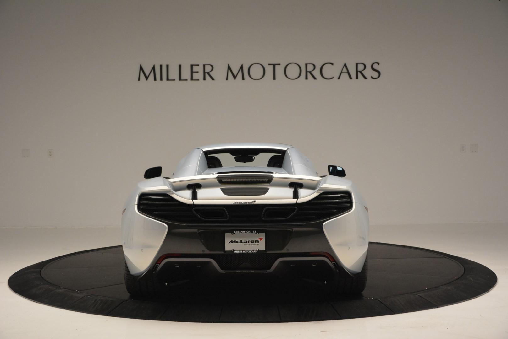 New 2016 McLaren 650S Spider  For Sale In Greenwich, CT. Alfa Romeo of Greenwich, MC257 79_p16