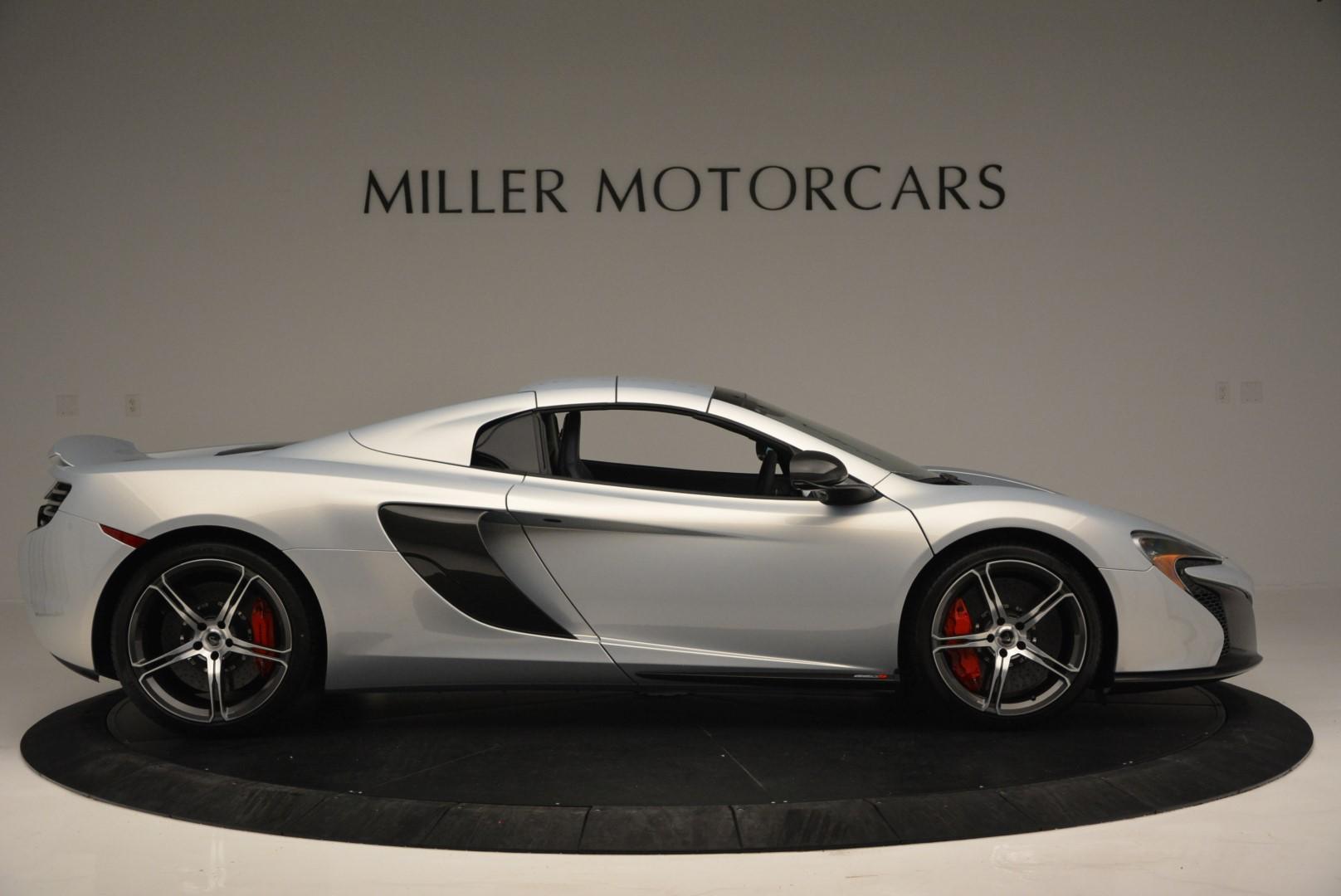New 2016 McLaren 650S Spider  For Sale In Greenwich, CT. Alfa Romeo of Greenwich, MC257 79_p18