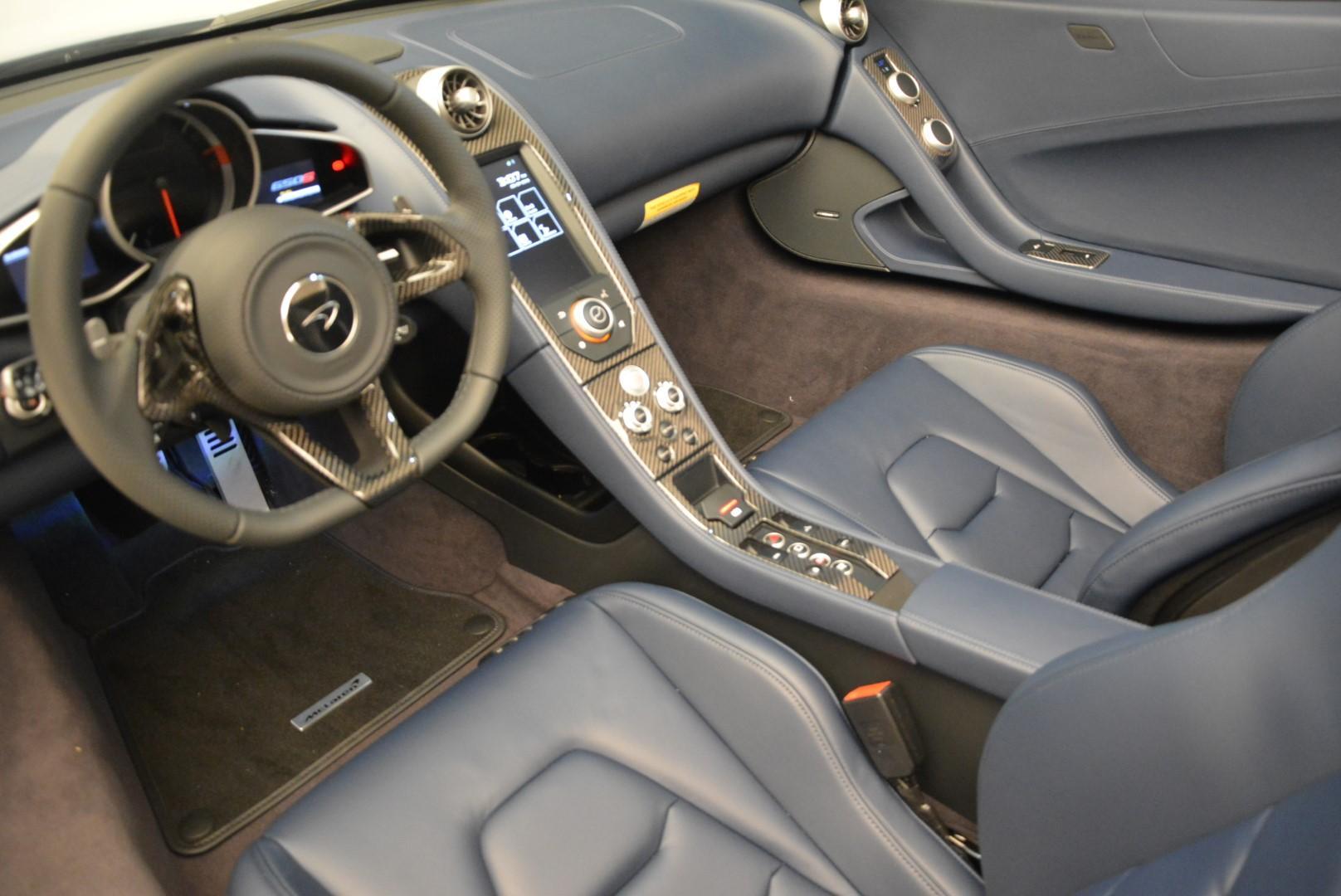New 2016 McLaren 650S Spider  For Sale In Greenwich, CT. Alfa Romeo of Greenwich, MC257 79_p20