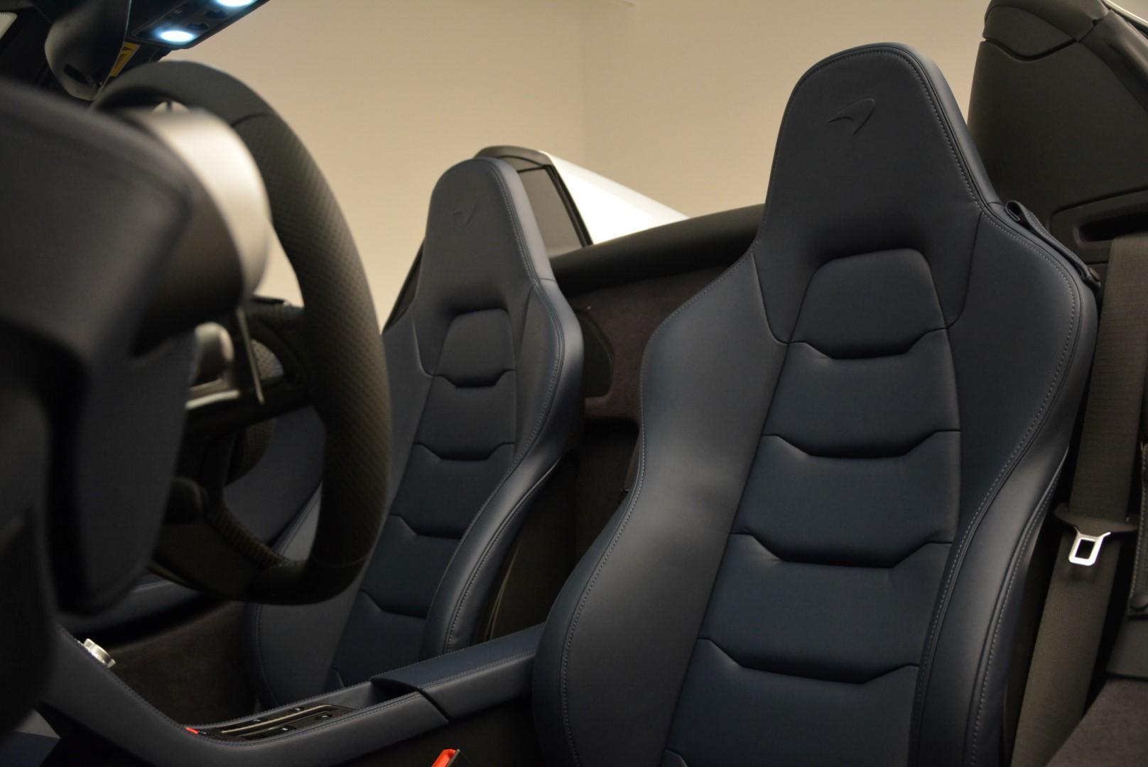 New 2016 McLaren 650S Spider  For Sale In Greenwich, CT. Alfa Romeo of Greenwich, MC257 79_p22