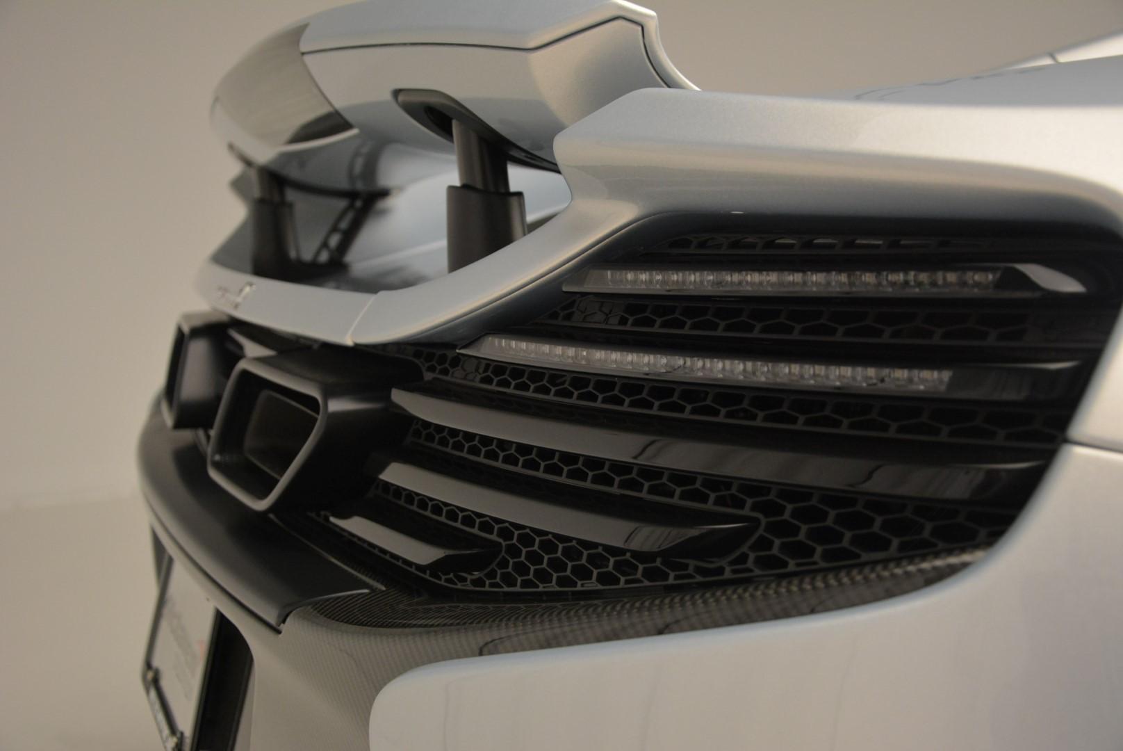 New 2016 McLaren 650S Spider  For Sale In Greenwich, CT. Alfa Romeo of Greenwich, MC257 79_p24