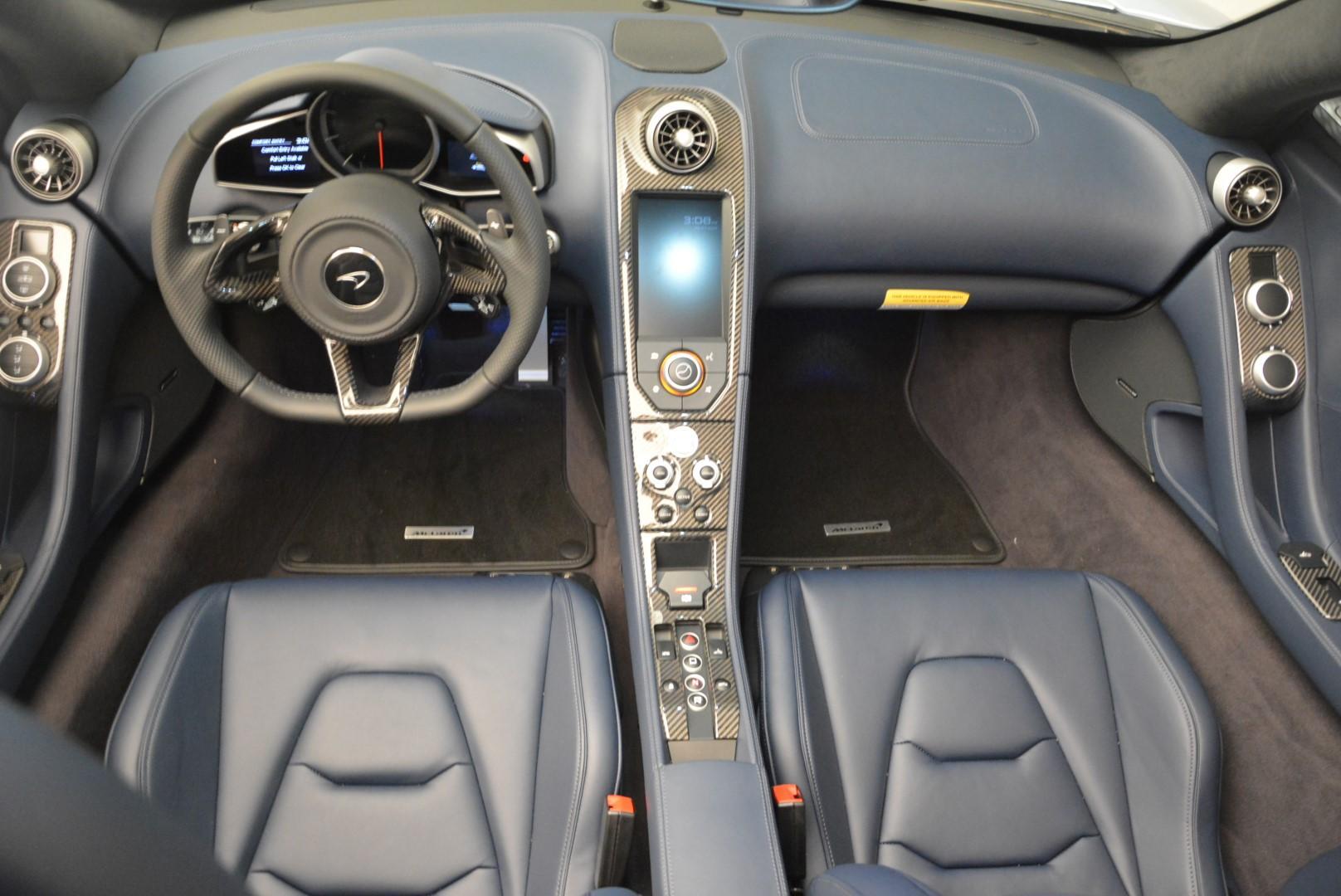 New 2016 McLaren 650S Spider  For Sale In Greenwich, CT. Alfa Romeo of Greenwich, MC257 79_p25