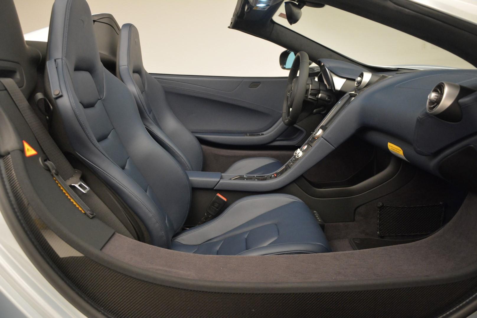 New 2016 McLaren 650S Spider  For Sale In Greenwich, CT. Alfa Romeo of Greenwich, MC257 79_p27