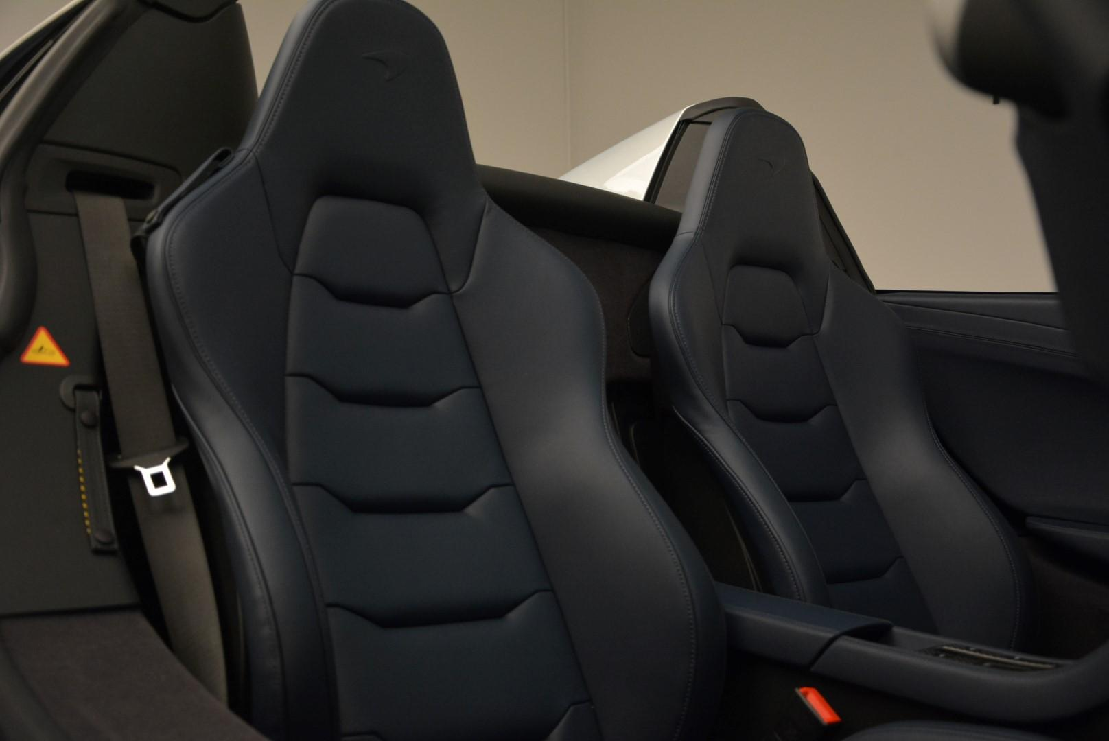 New 2016 McLaren 650S Spider  For Sale In Greenwich, CT. Alfa Romeo of Greenwich, MC257 79_p28