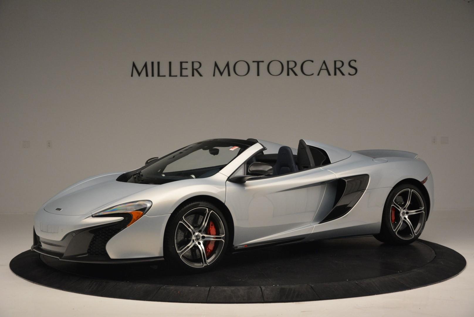 New 2016 McLaren 650S Spider  For Sale In Greenwich, CT. Alfa Romeo of Greenwich, MC257 79_p2