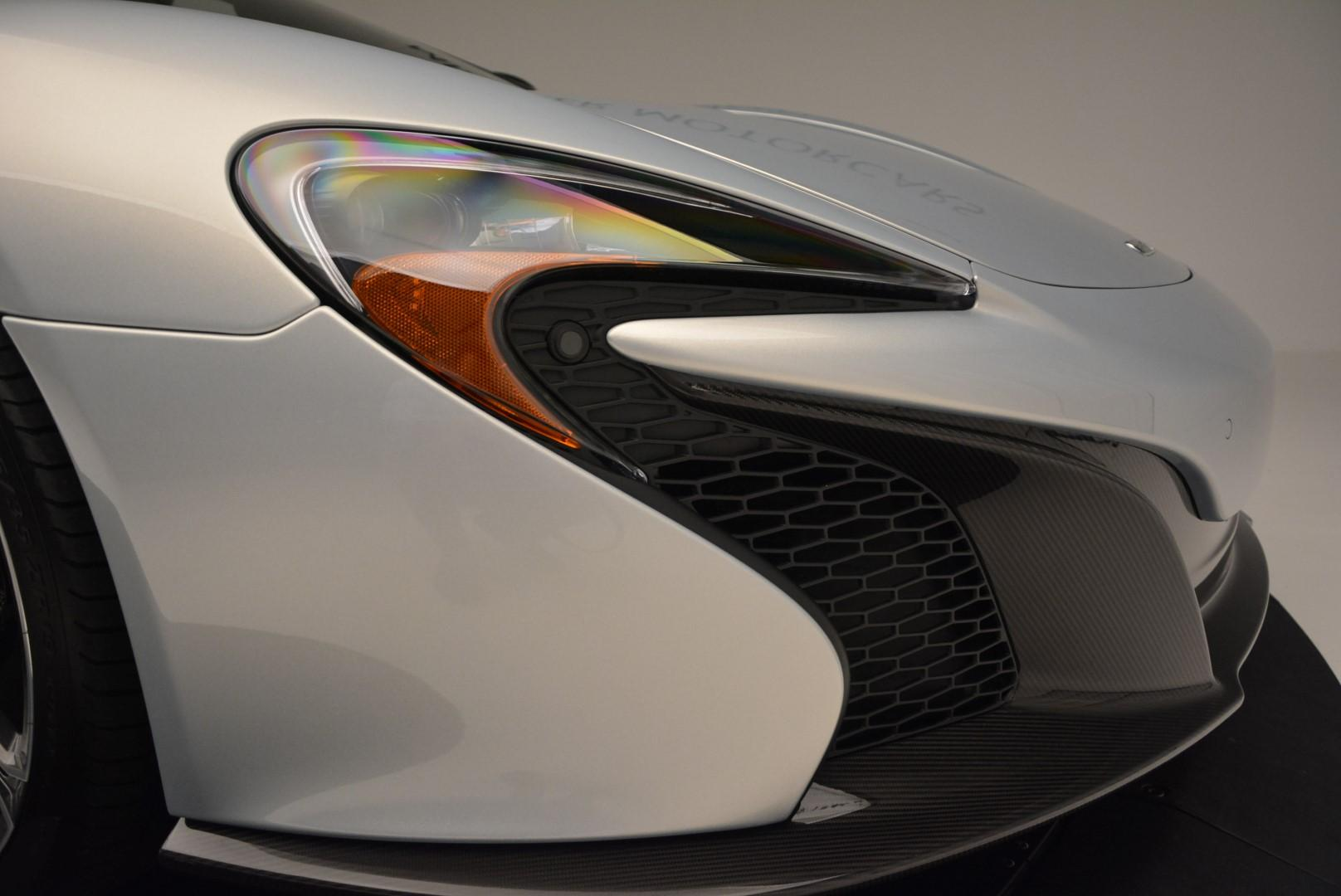 New 2016 McLaren 650S Spider  For Sale In Greenwich, CT. Alfa Romeo of Greenwich, MC257 79_p30