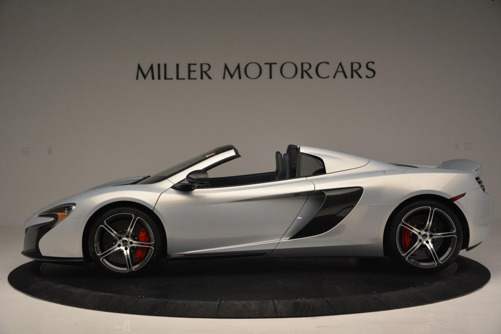 New 2016 McLaren 650S Spider  For Sale In Greenwich, CT. Alfa Romeo of Greenwich, MC257 79_p3