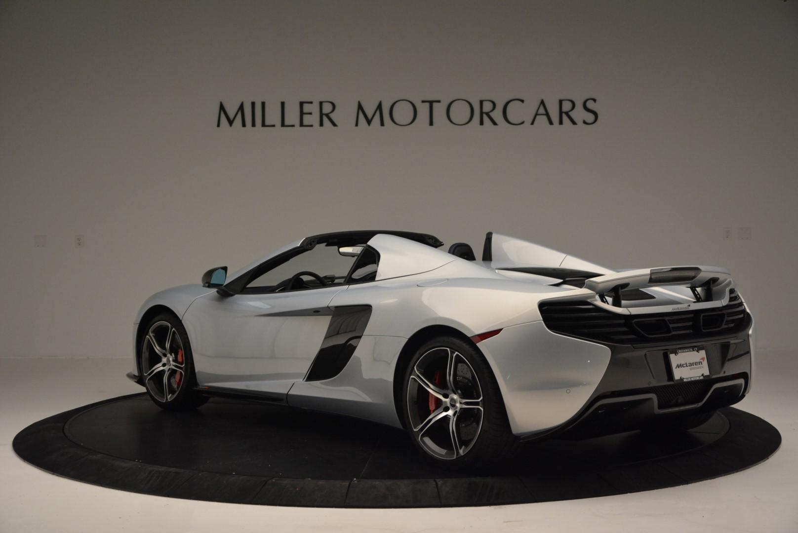 New 2016 McLaren 650S Spider  For Sale In Greenwich, CT. Alfa Romeo of Greenwich, MC257 79_p4