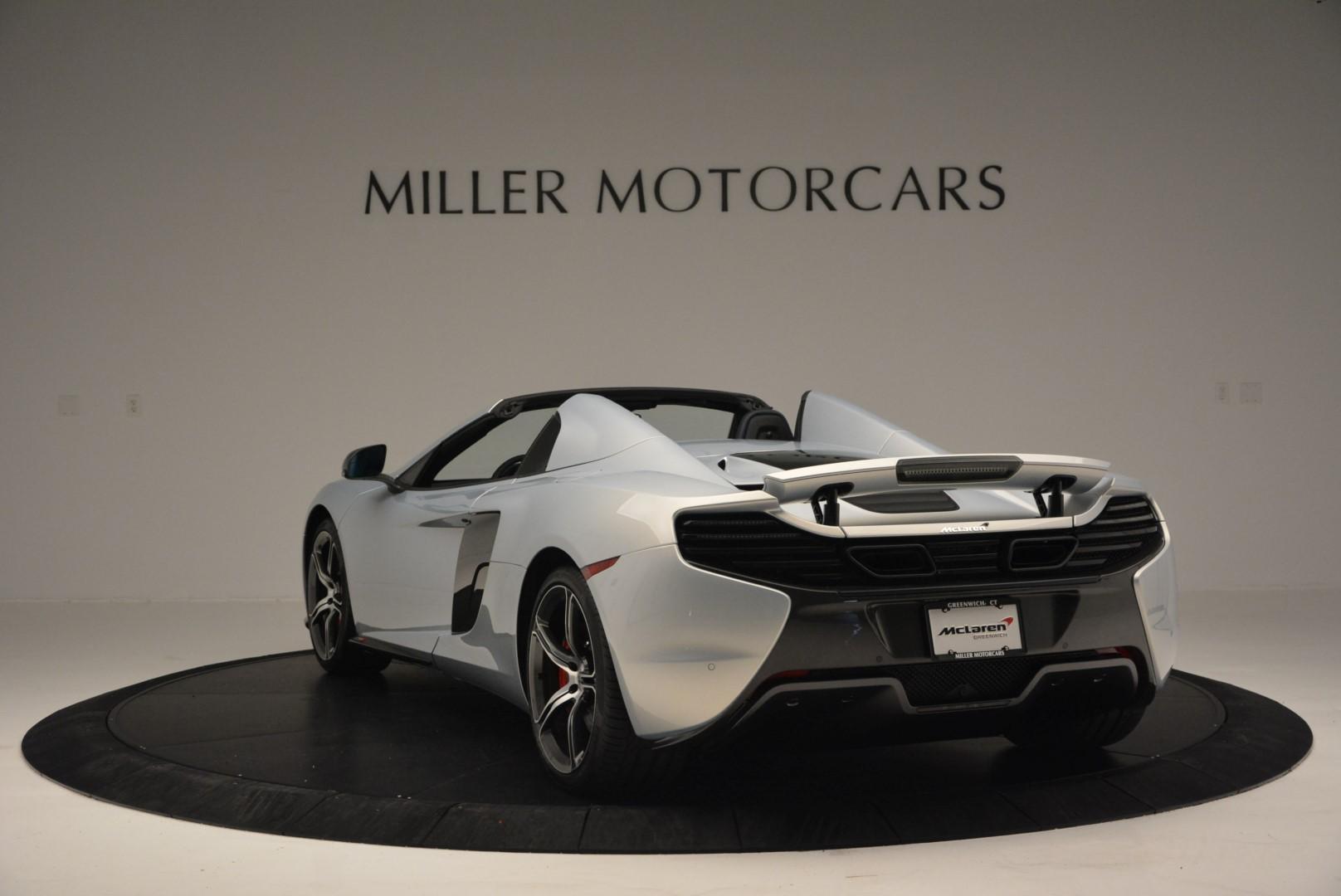 New 2016 McLaren 650S Spider  For Sale In Greenwich, CT. Alfa Romeo of Greenwich, MC257 79_p5