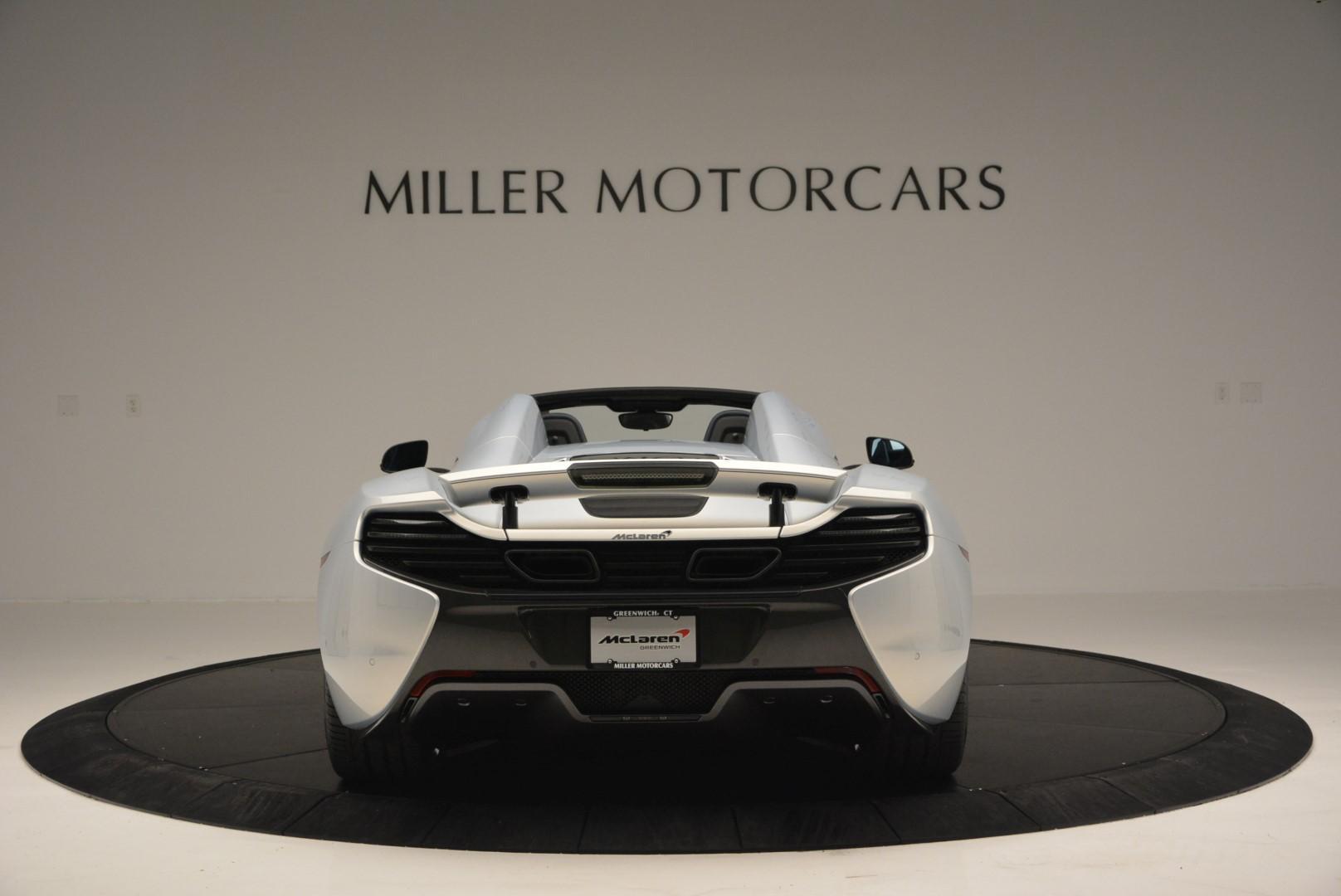New 2016 McLaren 650S Spider  For Sale In Greenwich, CT. Alfa Romeo of Greenwich, MC257 79_p6