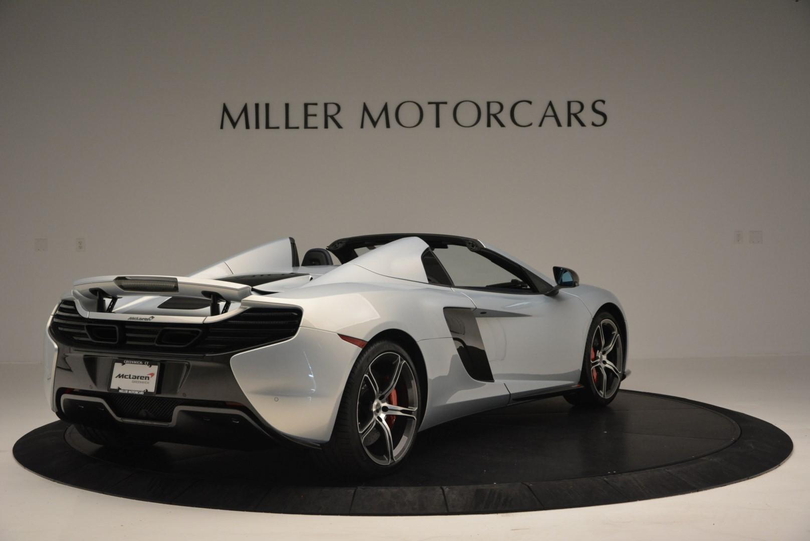 New 2016 McLaren 650S Spider  For Sale In Greenwich, CT. Alfa Romeo of Greenwich, MC257 79_p7