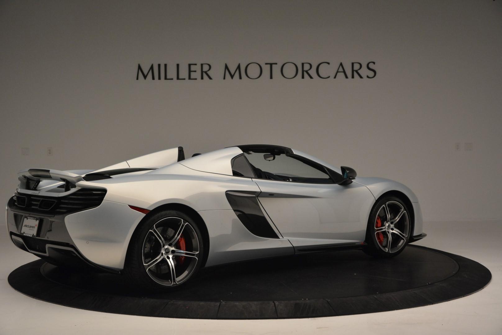 New 2016 McLaren 650S Spider  For Sale In Greenwich, CT. Alfa Romeo of Greenwich, MC257 79_p8
