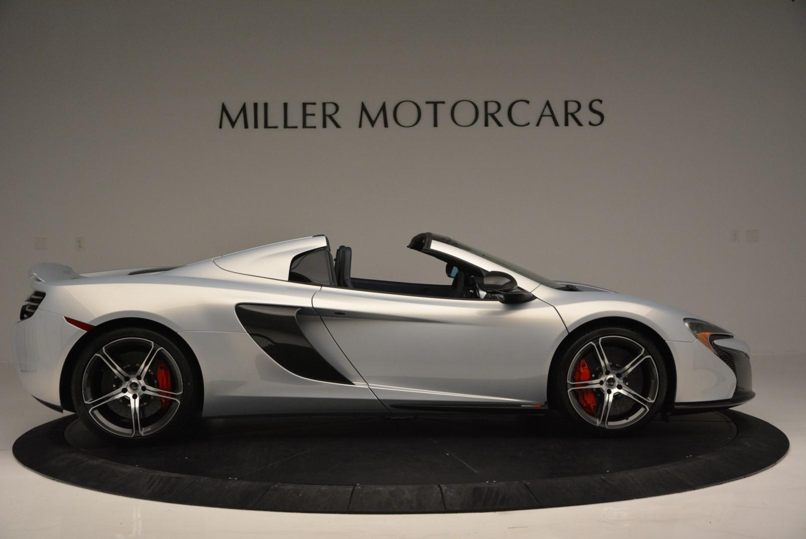 New 2016 McLaren 650S Spider  For Sale In Greenwich, CT. Alfa Romeo of Greenwich, MC257 79_p9