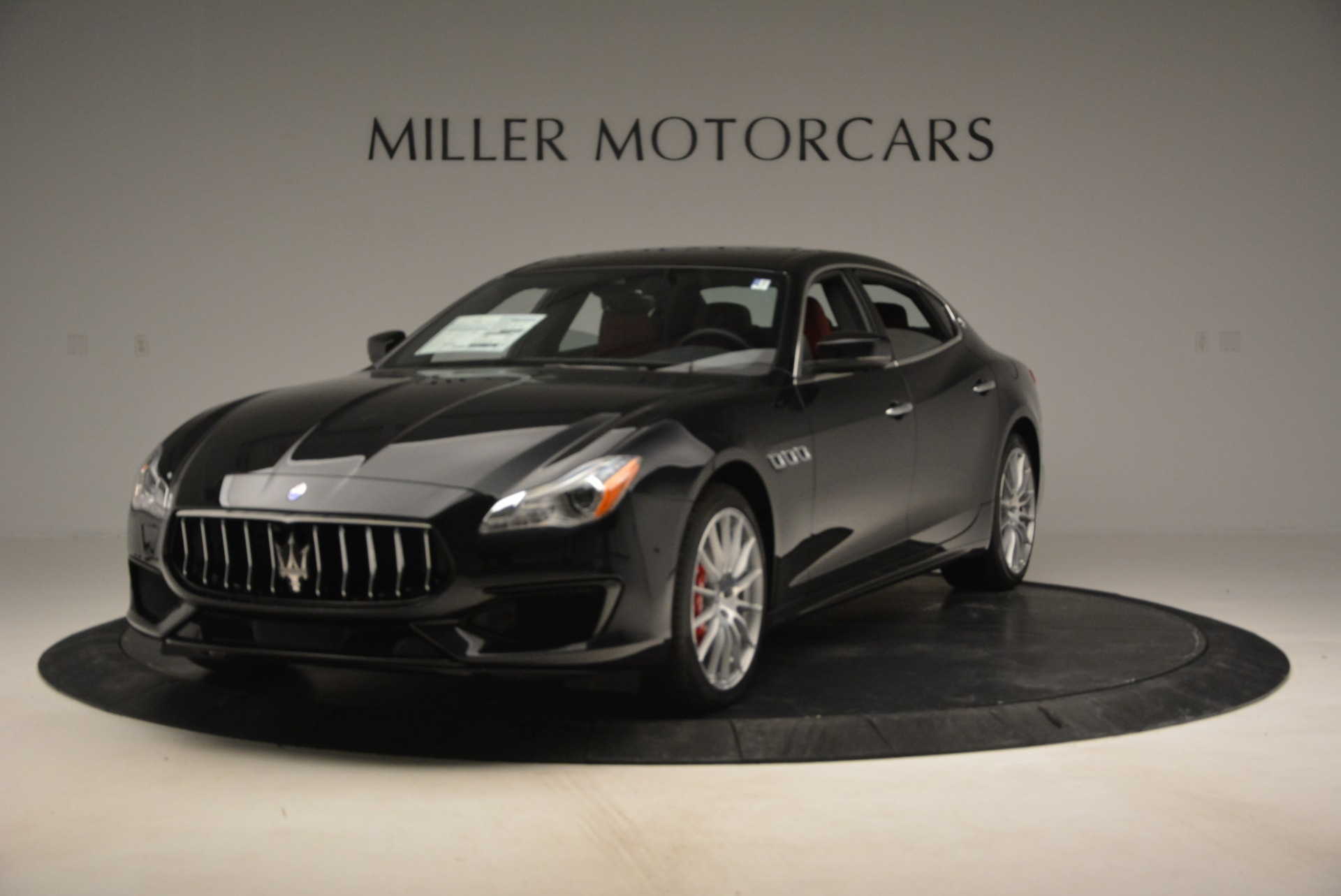 New 2017 Maserati Quattroporte S Q4 GranSport For Sale In Greenwich, CT. Alfa Romeo of Greenwich, M1760 790_main