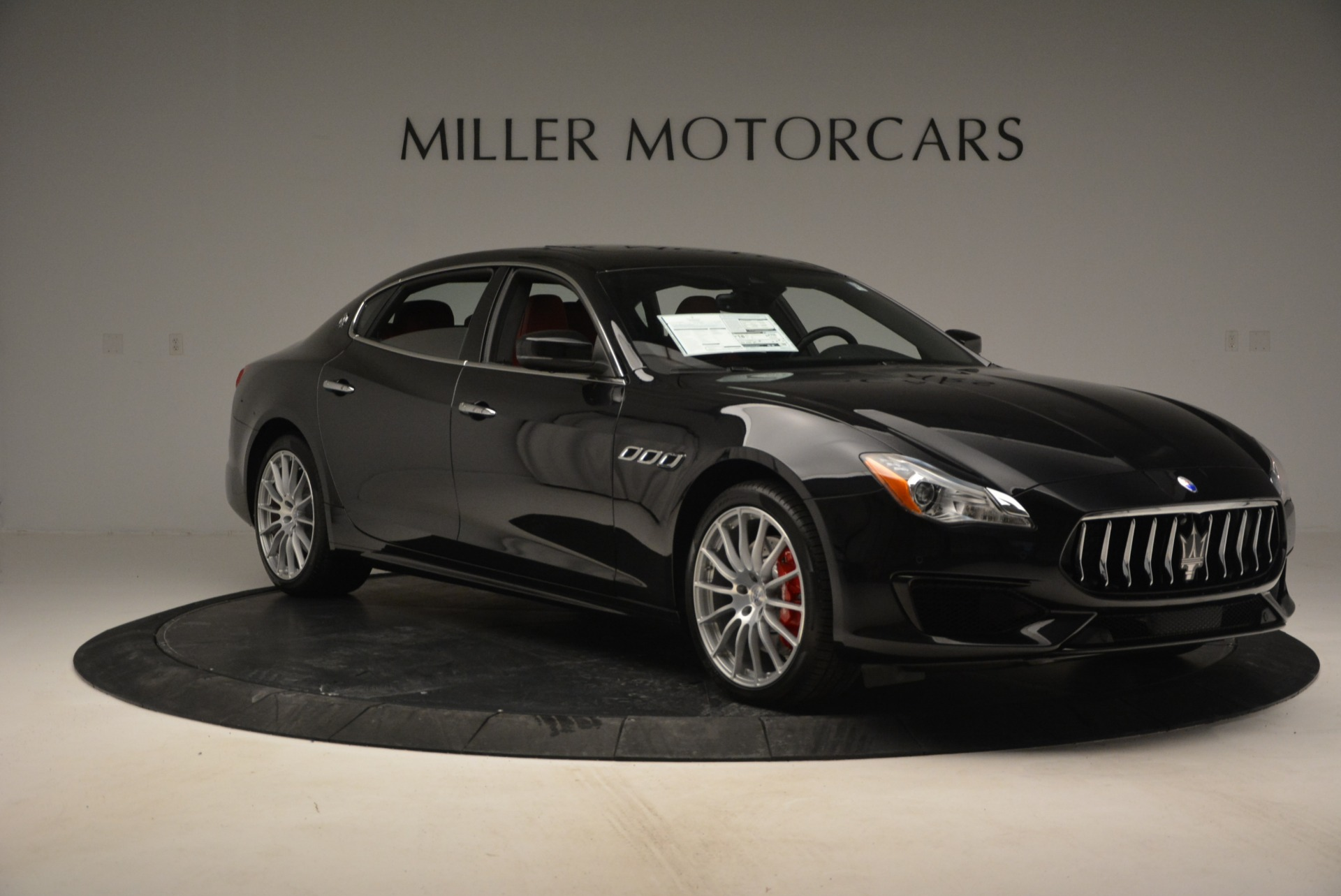 New 2017 Maserati Quattroporte S Q4 GranSport For Sale In Greenwich, CT. Alfa Romeo of Greenwich, M1760 790_p11