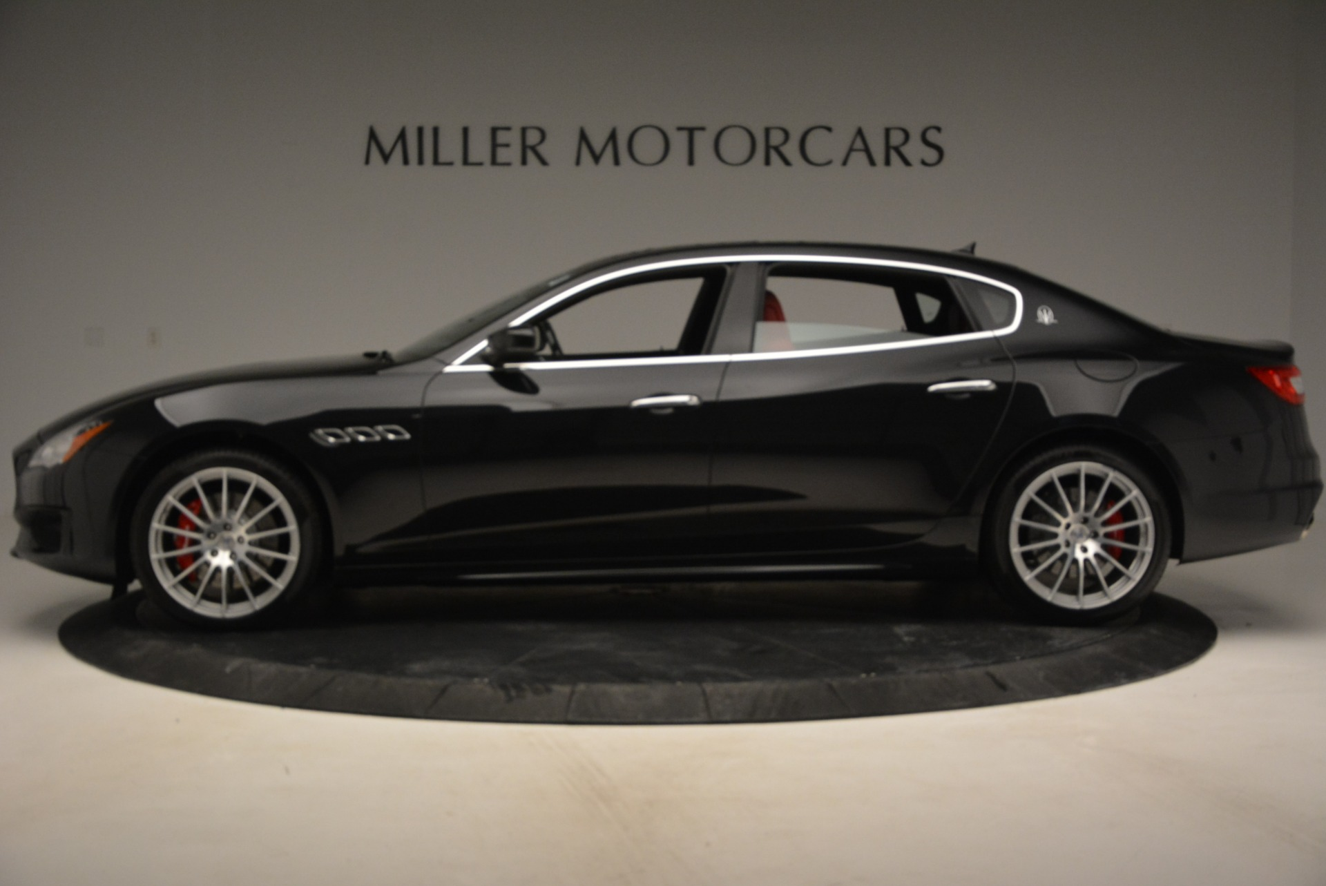 New 2017 Maserati Quattroporte S Q4 GranSport For Sale In Greenwich, CT. Alfa Romeo of Greenwich, M1760 790_p3