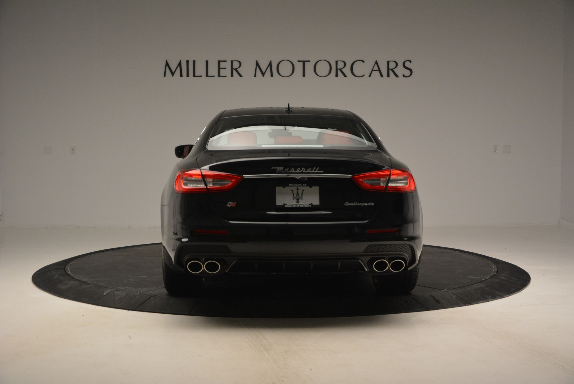 New 2017 Maserati Quattroporte S Q4 GranSport For Sale In Greenwich, CT. Alfa Romeo of Greenwich, M1760 790_p6