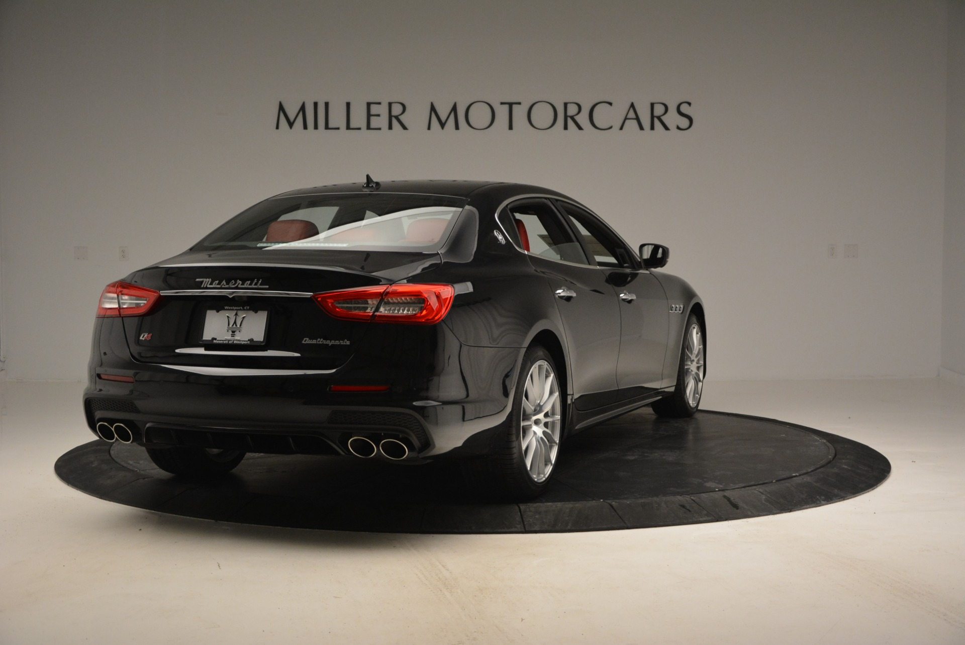 New 2017 Maserati Quattroporte S Q4 GranSport For Sale In Greenwich, CT. Alfa Romeo of Greenwich, M1760 790_p7