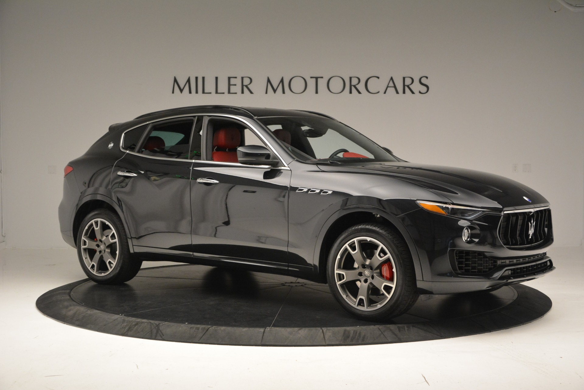 New 2017 Maserati Levante  For Sale In Greenwich, CT. Alfa Romeo of Greenwich, W386 791_p10