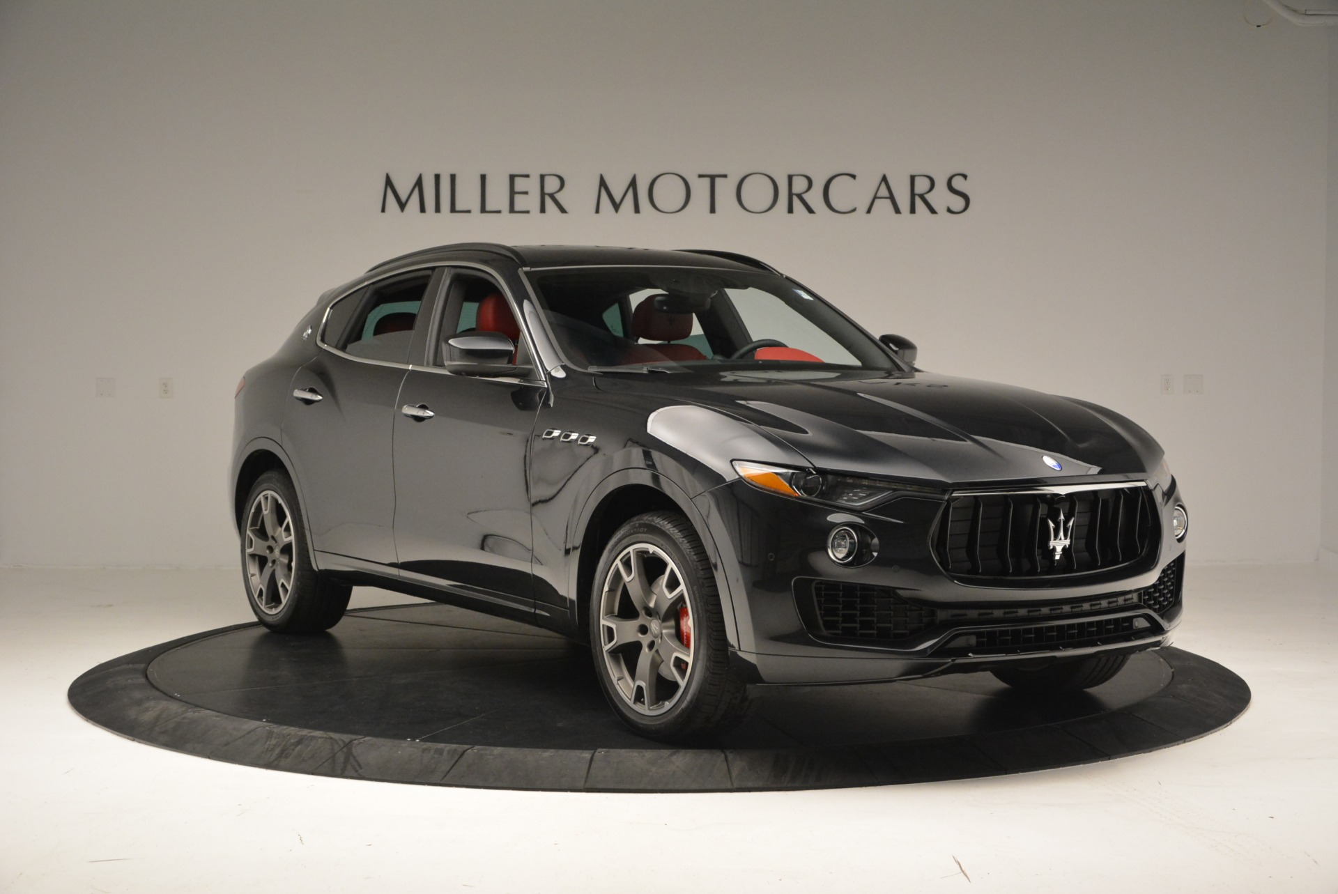 New 2017 Maserati Levante  For Sale In Greenwich, CT. Alfa Romeo of Greenwich, W386 791_p11