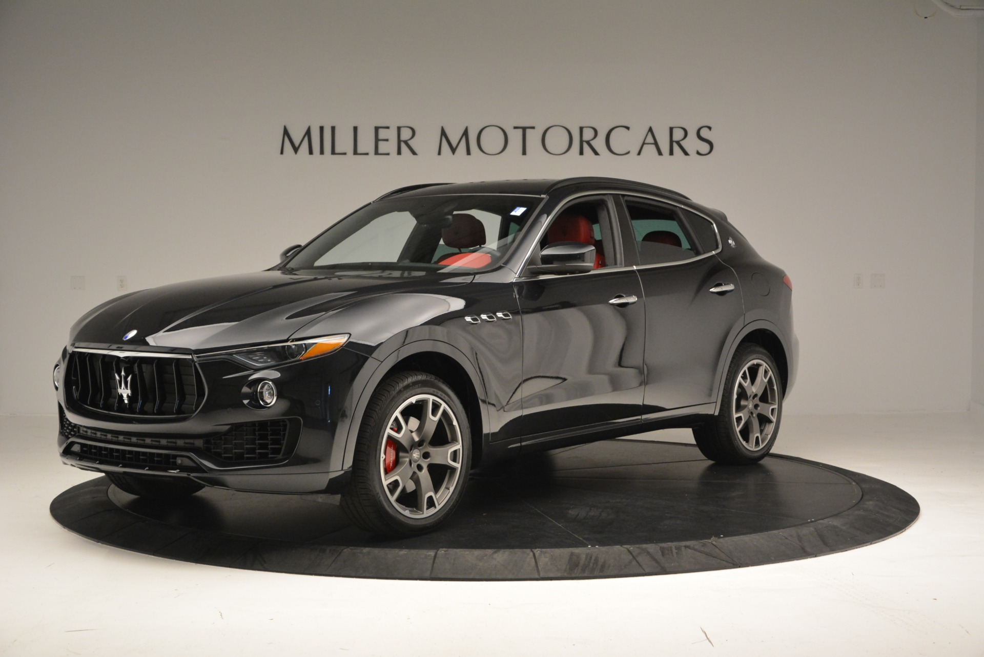 New 2017 Maserati Levante  For Sale In Greenwich, CT. Alfa Romeo of Greenwich, W386 791_p2