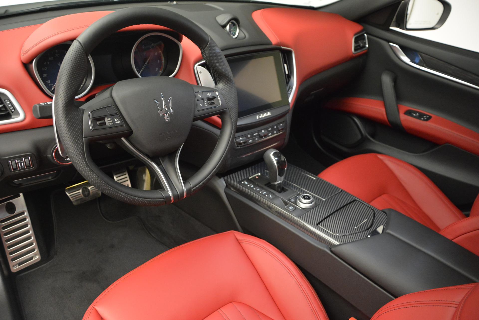 New 2017 Maserati Ghibli S Q4 For Sale In Greenwich, CT. Alfa Romeo of Greenwich, W387 792_p13