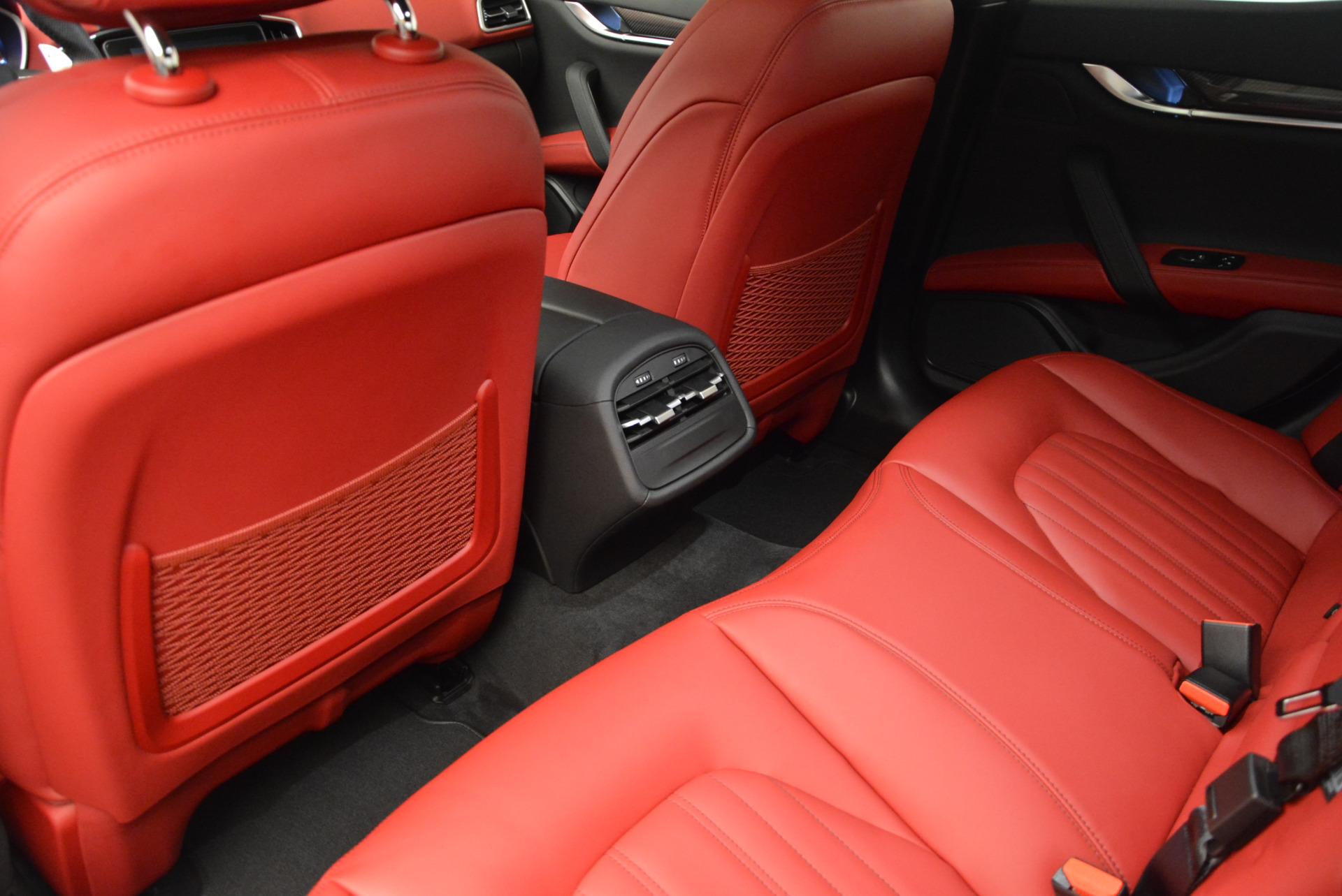 New 2017 Maserati Ghibli S Q4 For Sale In Greenwich, CT. Alfa Romeo of Greenwich, W387 792_p17