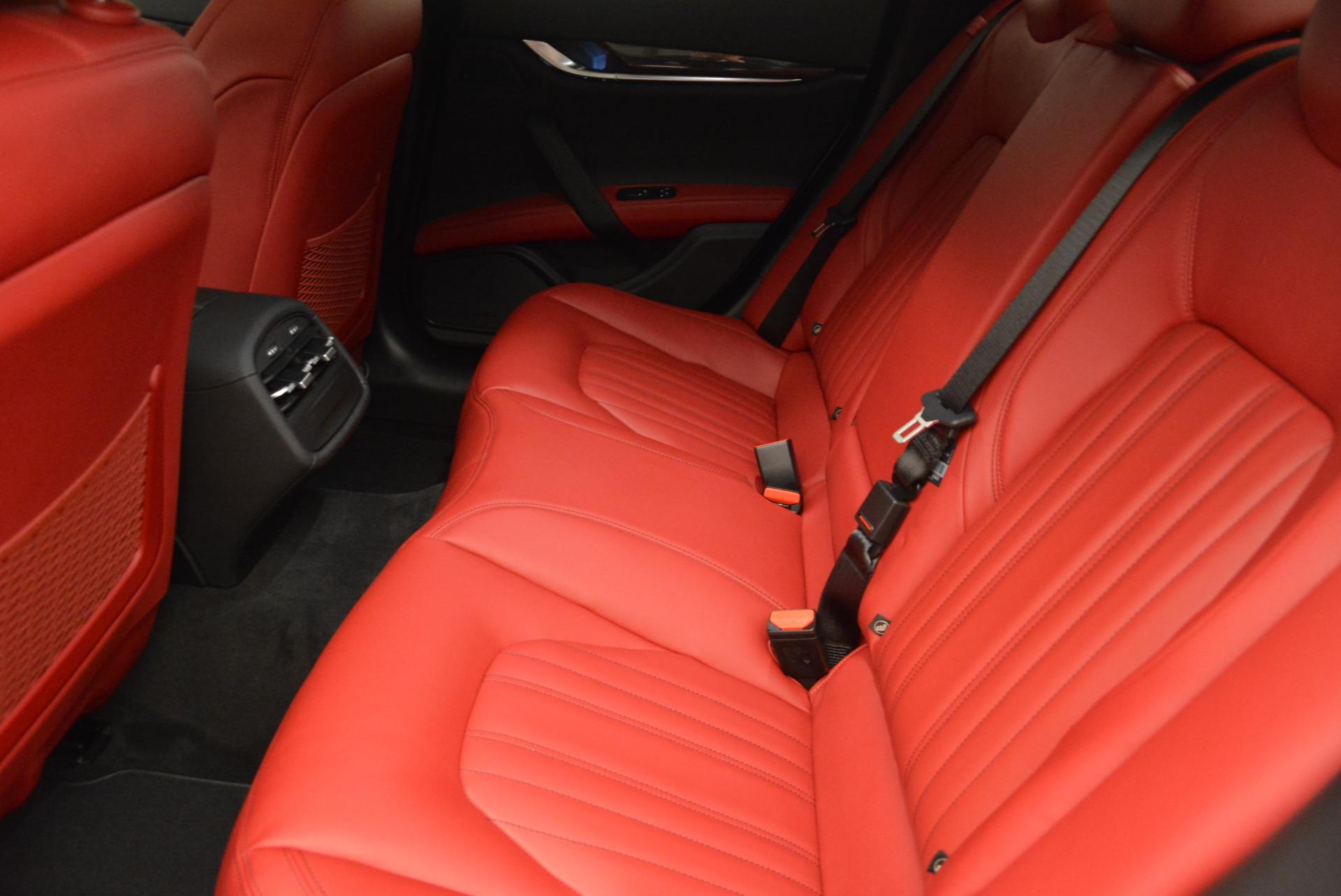 New 2017 Maserati Ghibli S Q4 For Sale In Greenwich, CT. Alfa Romeo of Greenwich, W387 792_p18