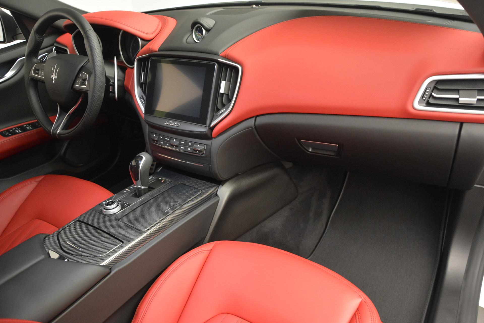 New 2017 Maserati Ghibli S Q4 For Sale In Greenwich, CT. Alfa Romeo of Greenwich, W387 792_p20