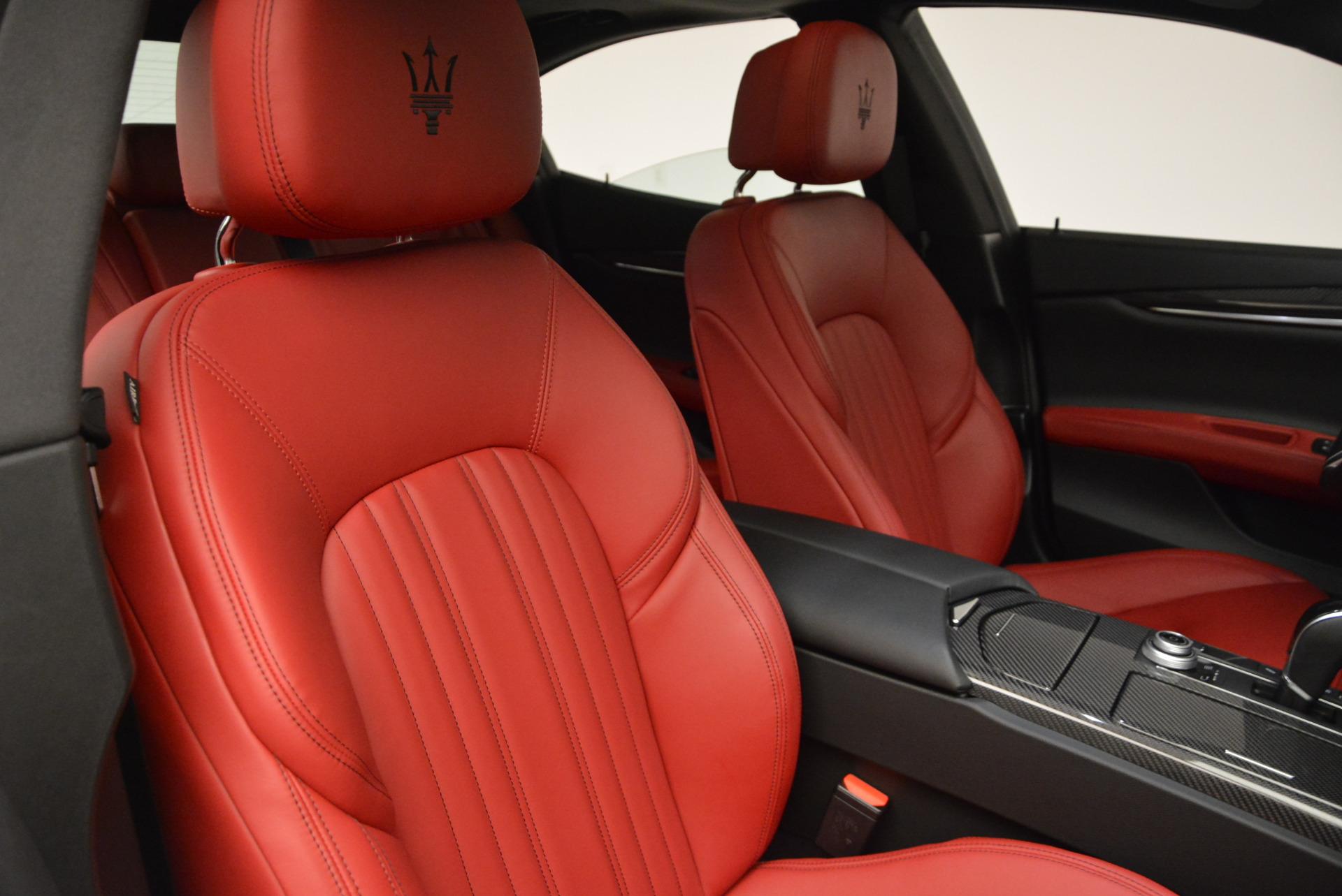 New 2017 Maserati Ghibli S Q4 For Sale In Greenwich, CT. Alfa Romeo of Greenwich, W387 792_p22