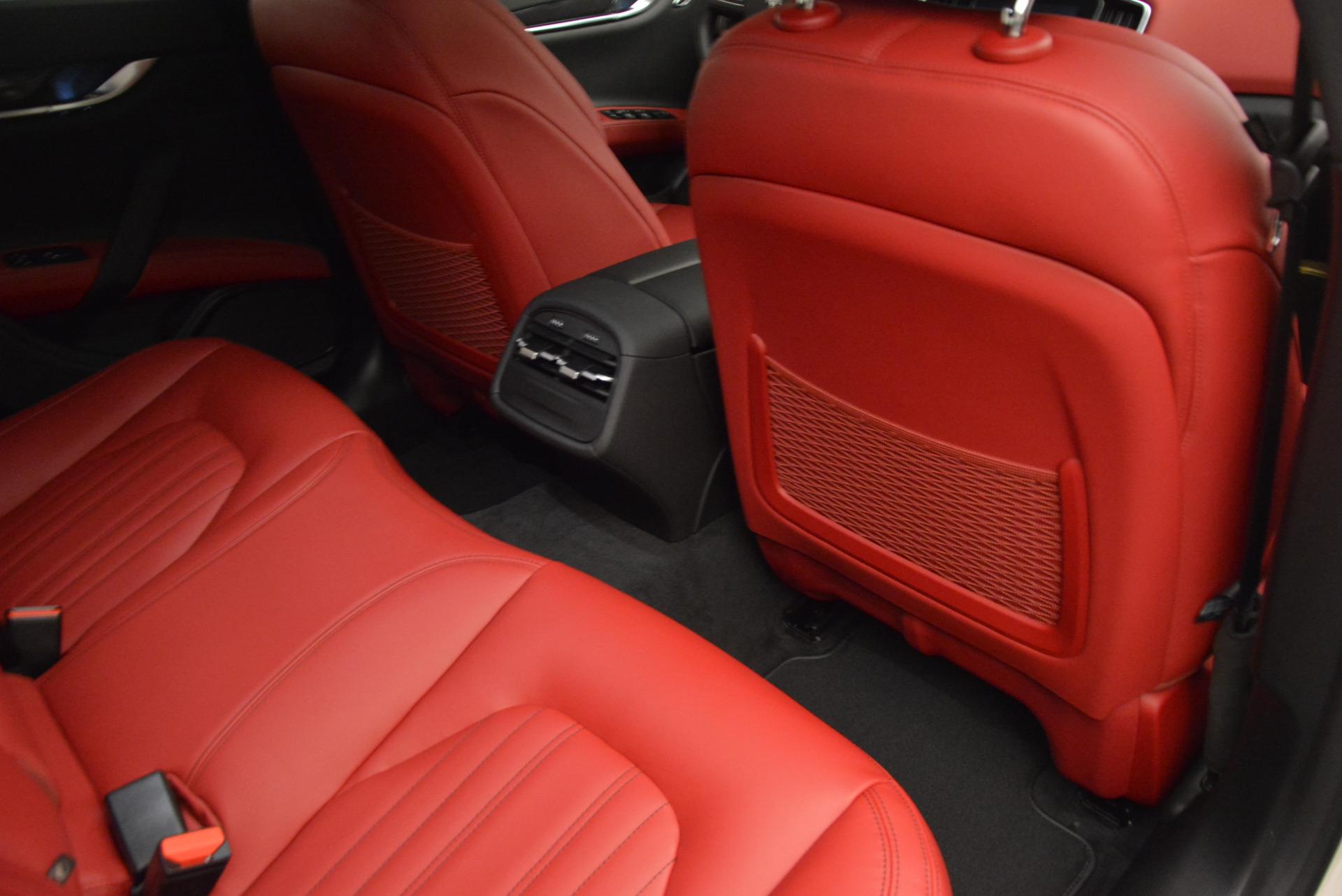 New 2017 Maserati Ghibli S Q4 For Sale In Greenwich, CT. Alfa Romeo of Greenwich, W387 792_p23