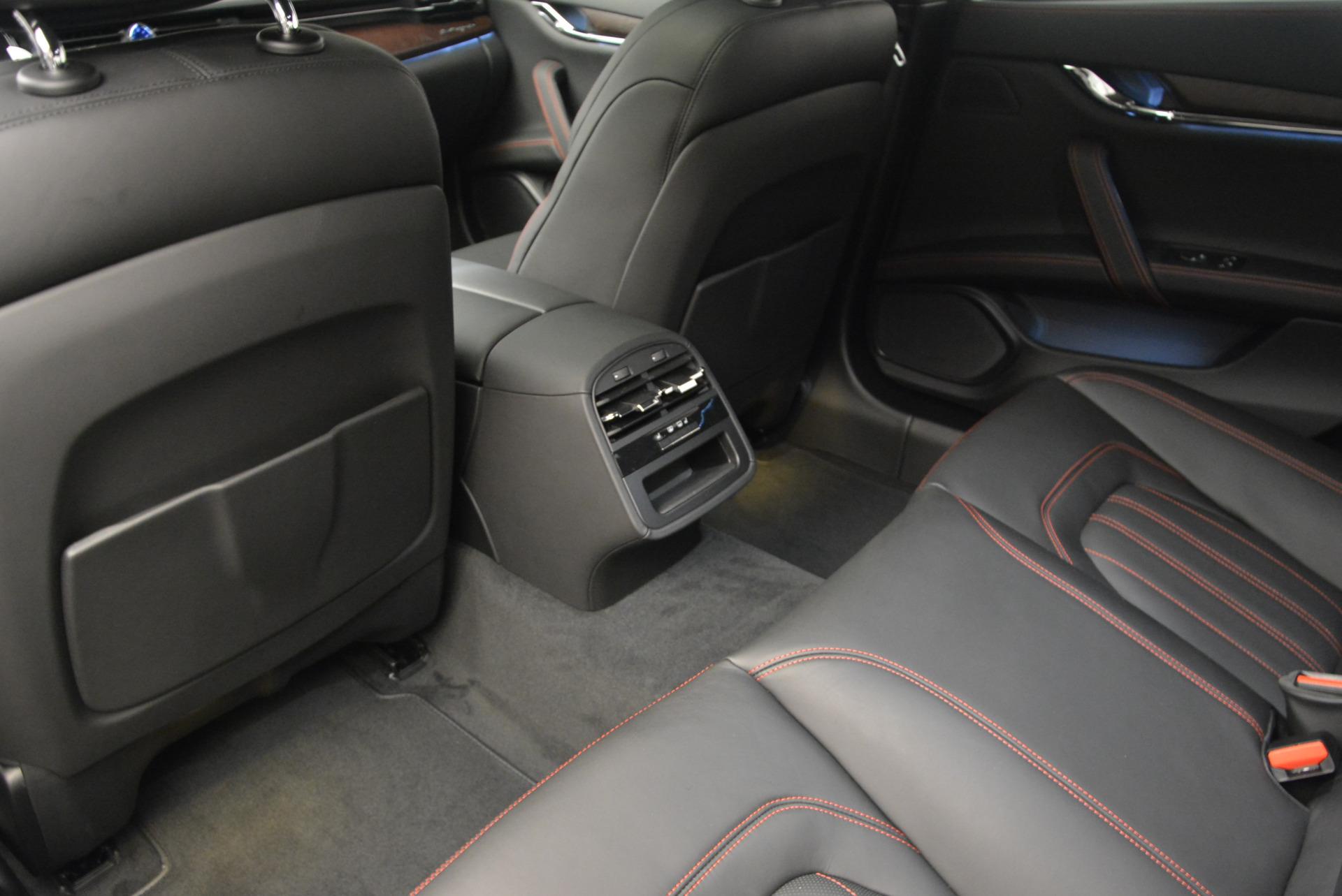 New 2017 Maserati Quattroporte S Q4 GranLusso For Sale In Greenwich, CT. Alfa Romeo of Greenwich, W385 793_p13