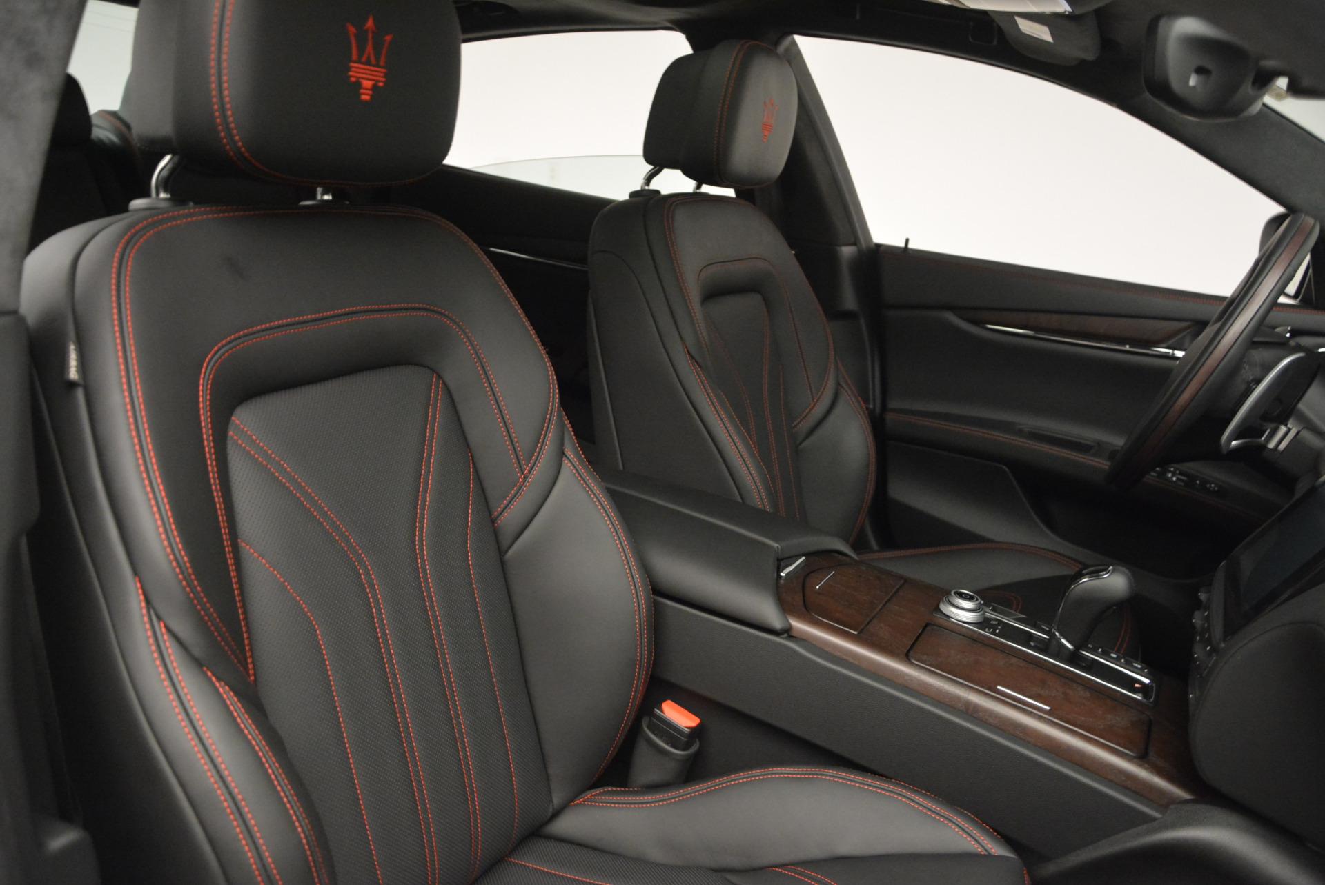 New 2017 Maserati Quattroporte S Q4 GranLusso For Sale In Greenwich, CT. Alfa Romeo of Greenwich, W385 793_p22