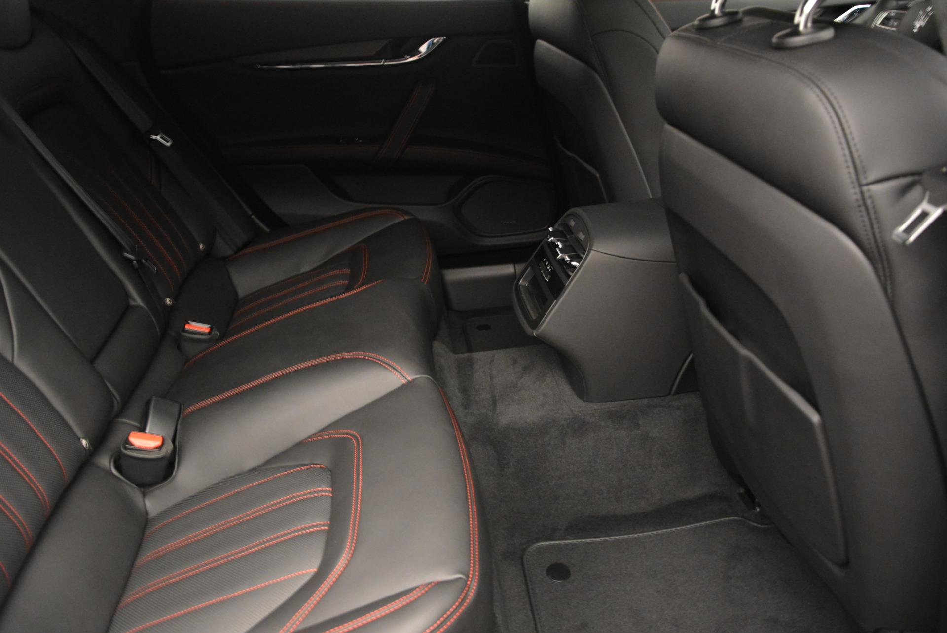 New 2017 Maserati Quattroporte S Q4 GranLusso For Sale In Greenwich, CT. Alfa Romeo of Greenwich, W385 793_p24