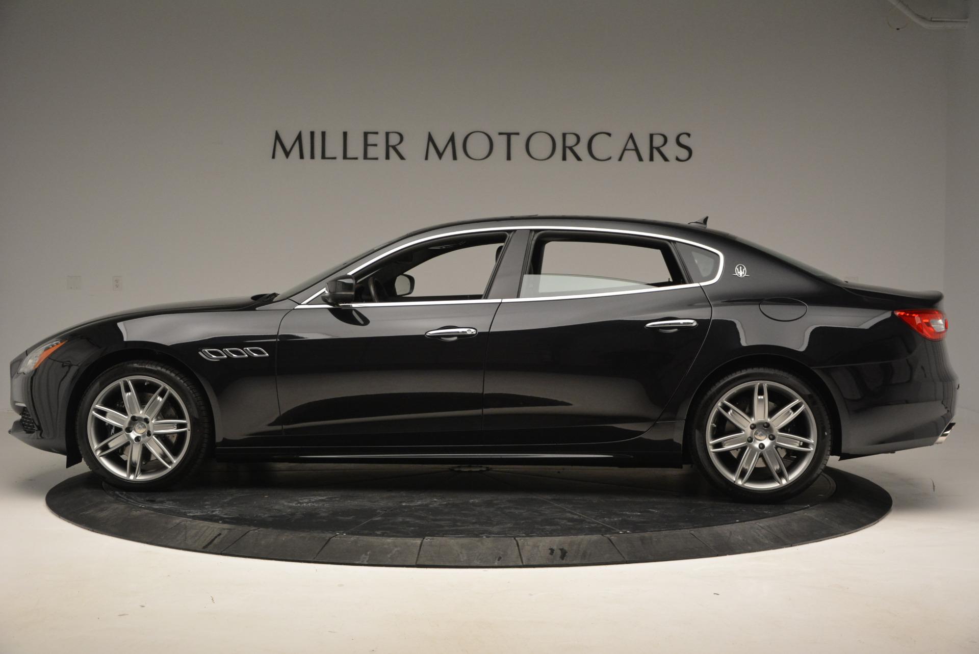 New 2017 Maserati Quattroporte S Q4 GranLusso For Sale In Greenwich, CT. Alfa Romeo of Greenwich, W385 793_p3