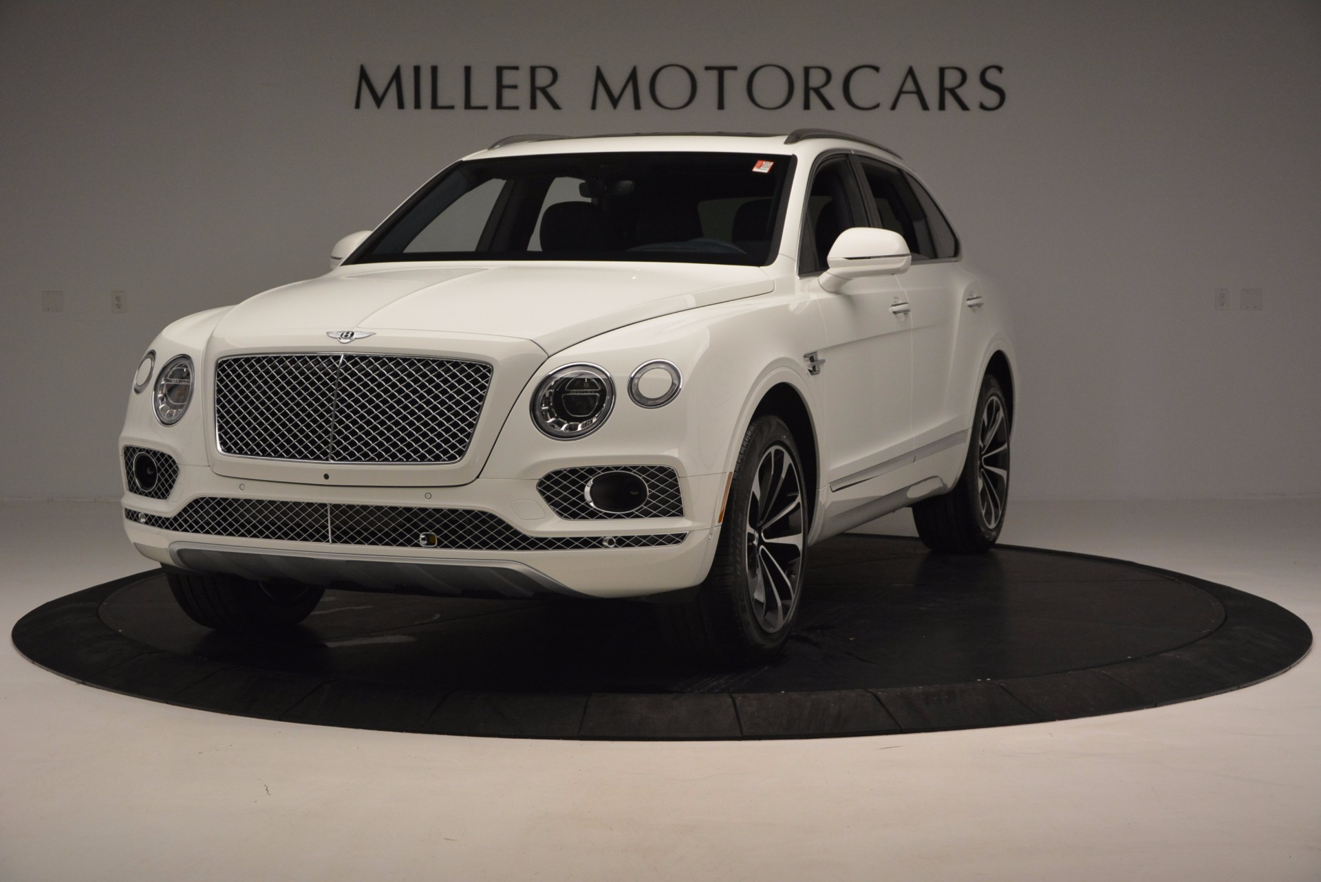 New 2017 Bentley Bentayga  For Sale In Greenwich, CT. Alfa Romeo of Greenwich, B1218
