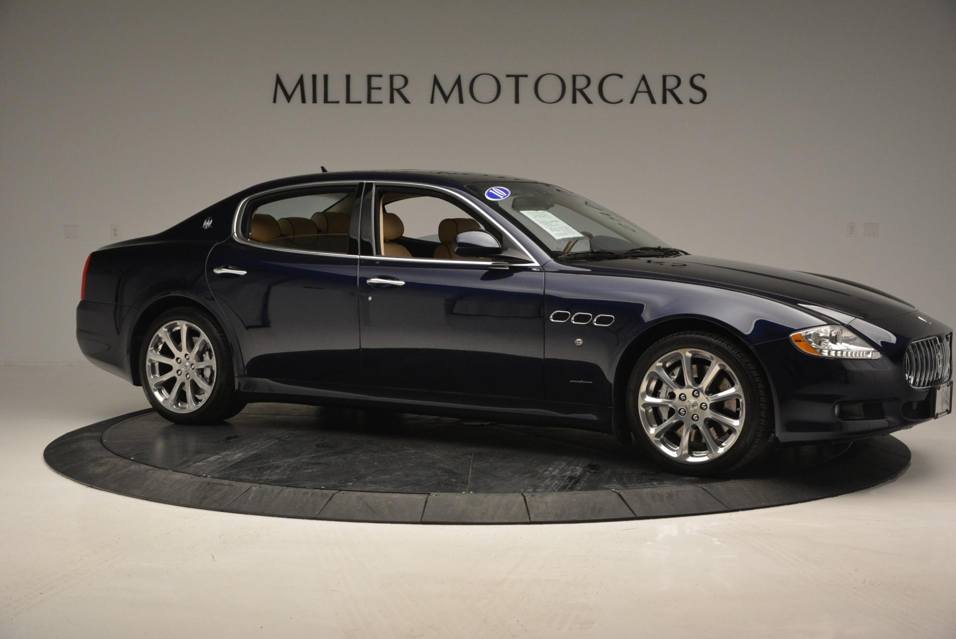 Used 2010 Maserati Quattroporte S For Sale In Greenwich, CT. Alfa Romeo of Greenwich, 1267 795_p10