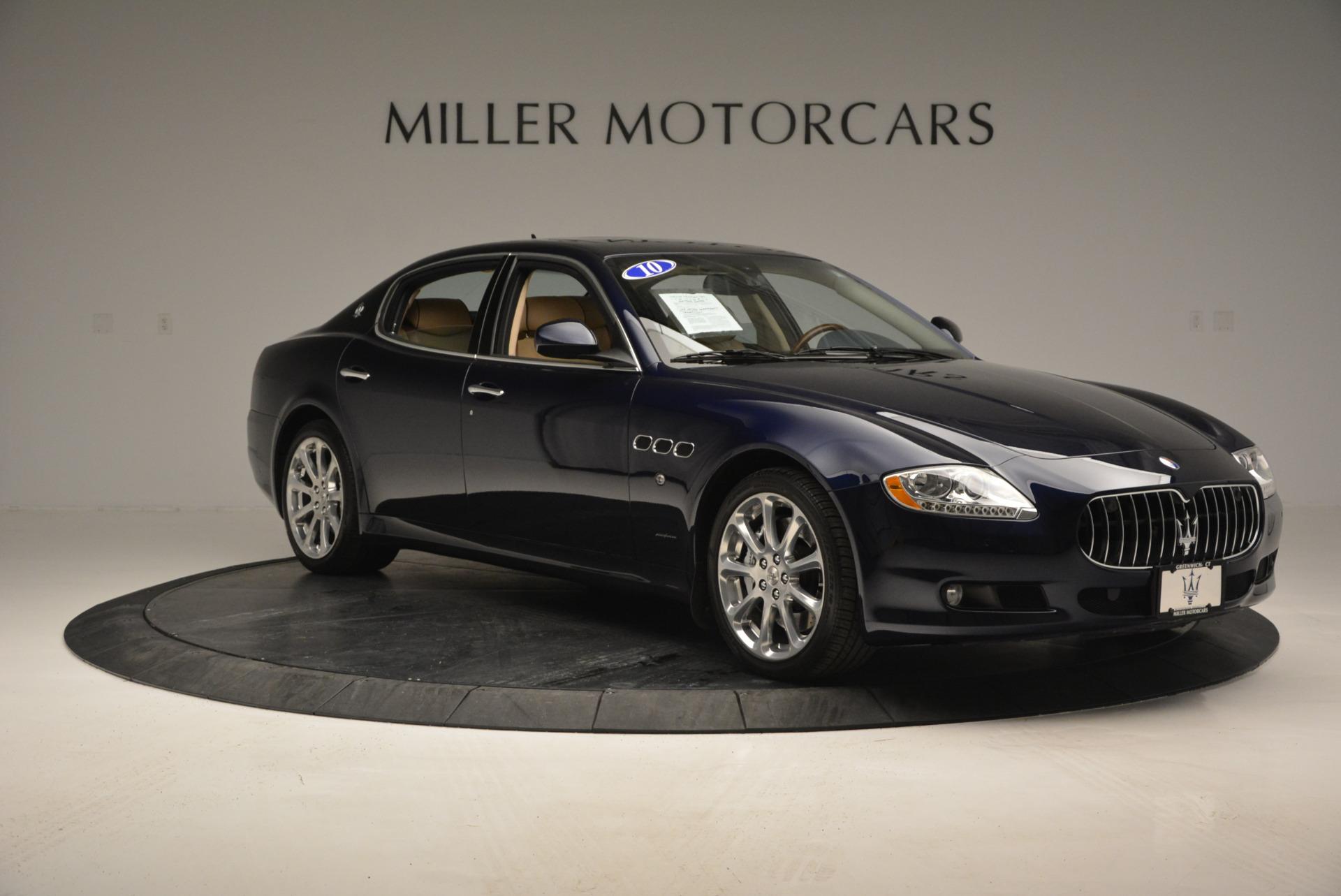 Used 2010 Maserati Quattroporte S For Sale In Greenwich, CT. Alfa Romeo of Greenwich, 1267 795_p11