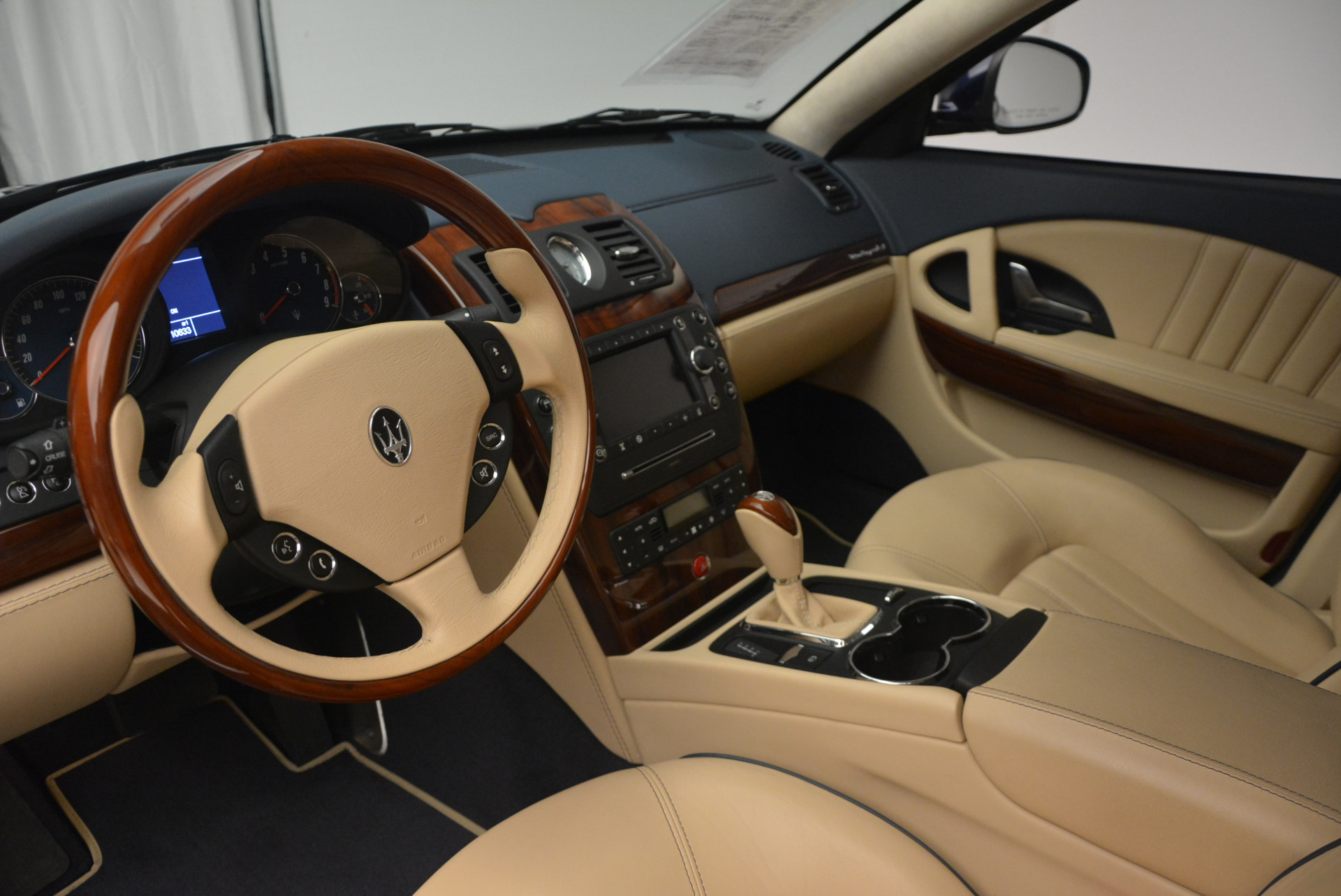 Used 2010 Maserati Quattroporte S For Sale In Greenwich, CT. Alfa Romeo of Greenwich, 1267 795_p15